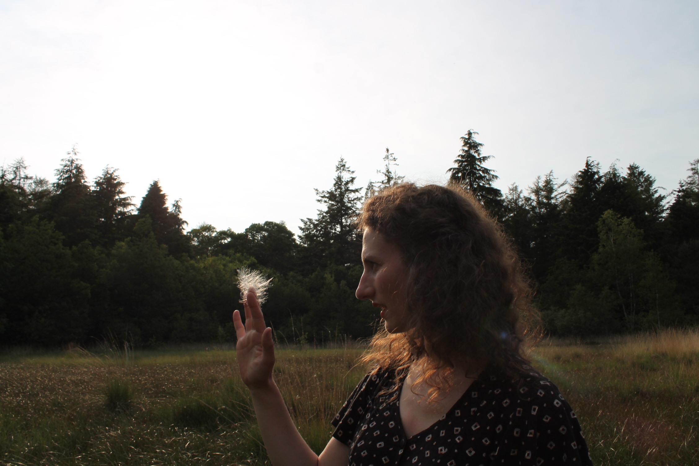 XXIV. DANICA BOYCE - Canadian folklorist, podcast host (Fair Folk Podcast), and pagan. August 2019.