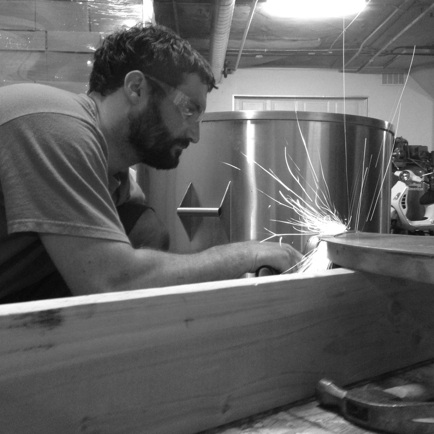 Jason Klein  Founder, R&D Brewer,  Business Guy