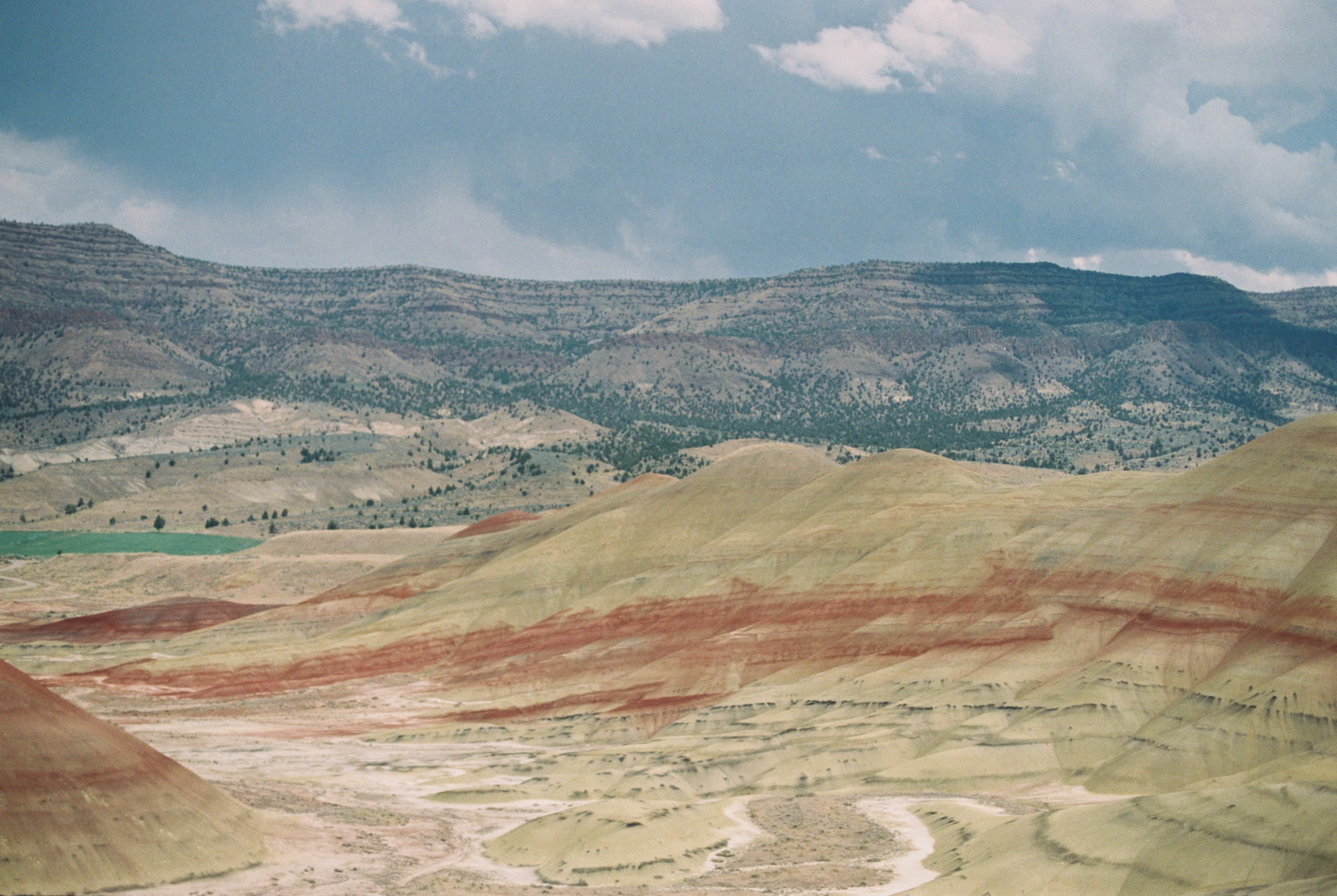 Painted Hills - Oregon Elopement Photographer - Oregon Travel - Amanda Lenhardt Photography