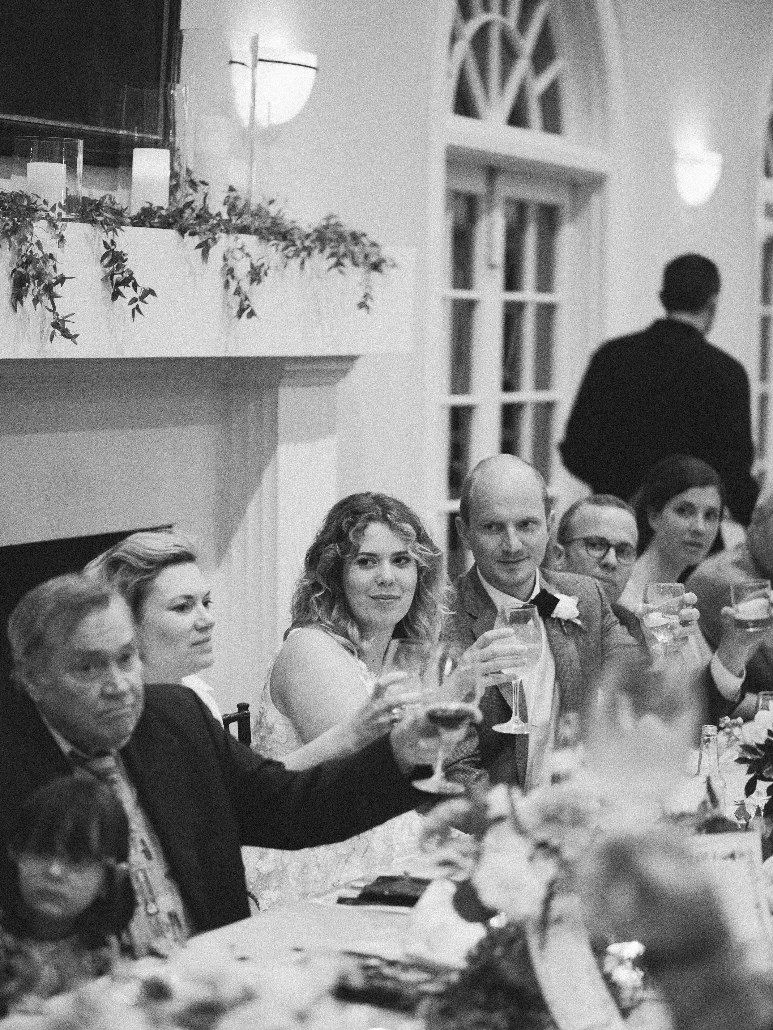 Winter Wedding Inspiration Amanda Lenhardt Photography Berry Tone Florals