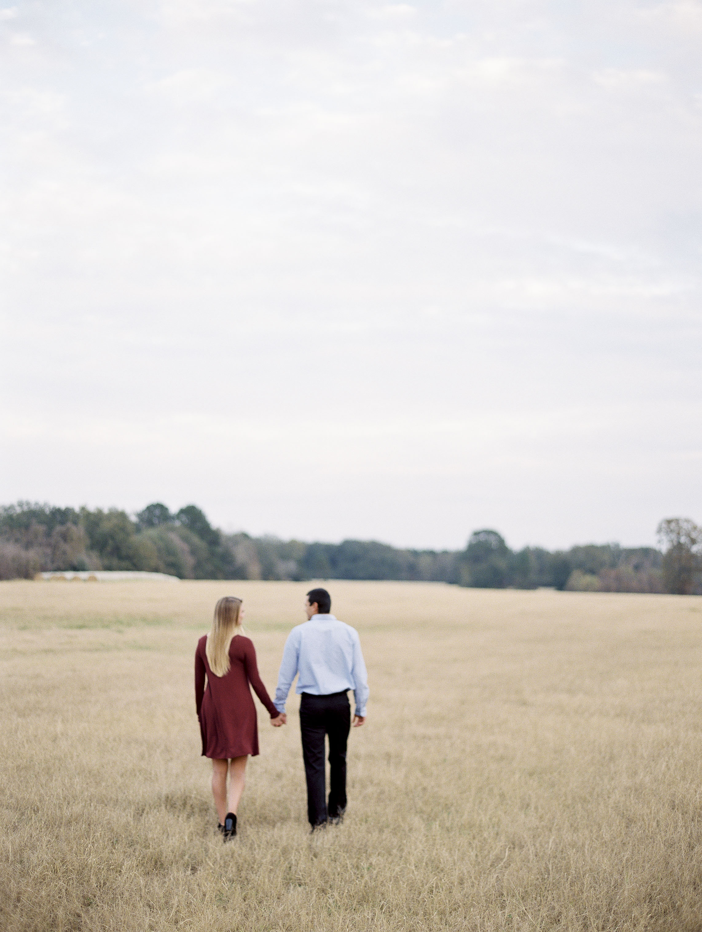 Dallas Wedding Photographer, East Texas Engagement Session, Amanda Lenhardt Photography