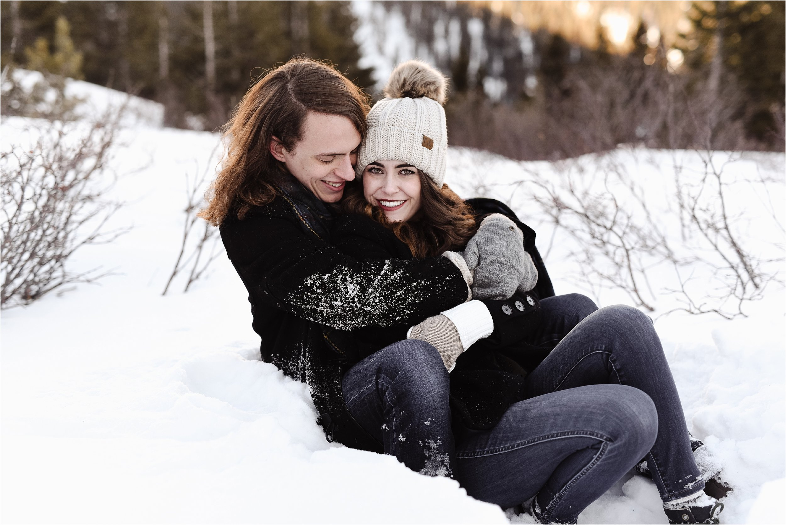 Loveland Pass, Colorado, Engagement Session Photos-15.jpg