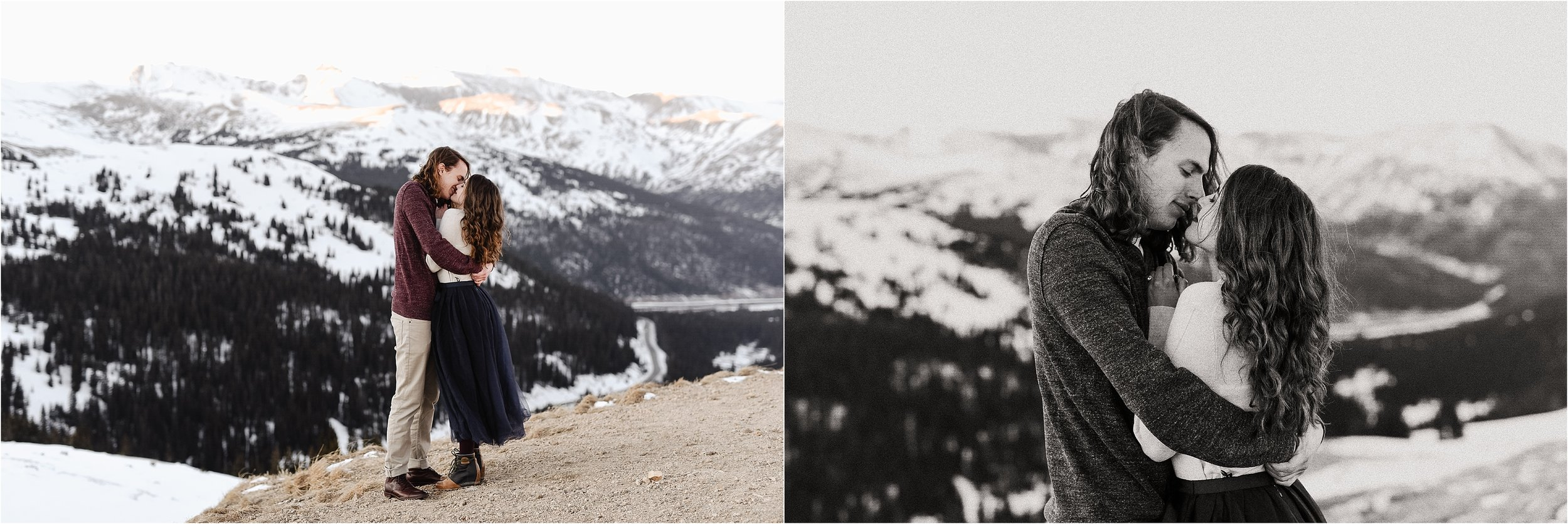 Loveland Pass, Colorado, Engagement Session Photos-20.jpg
