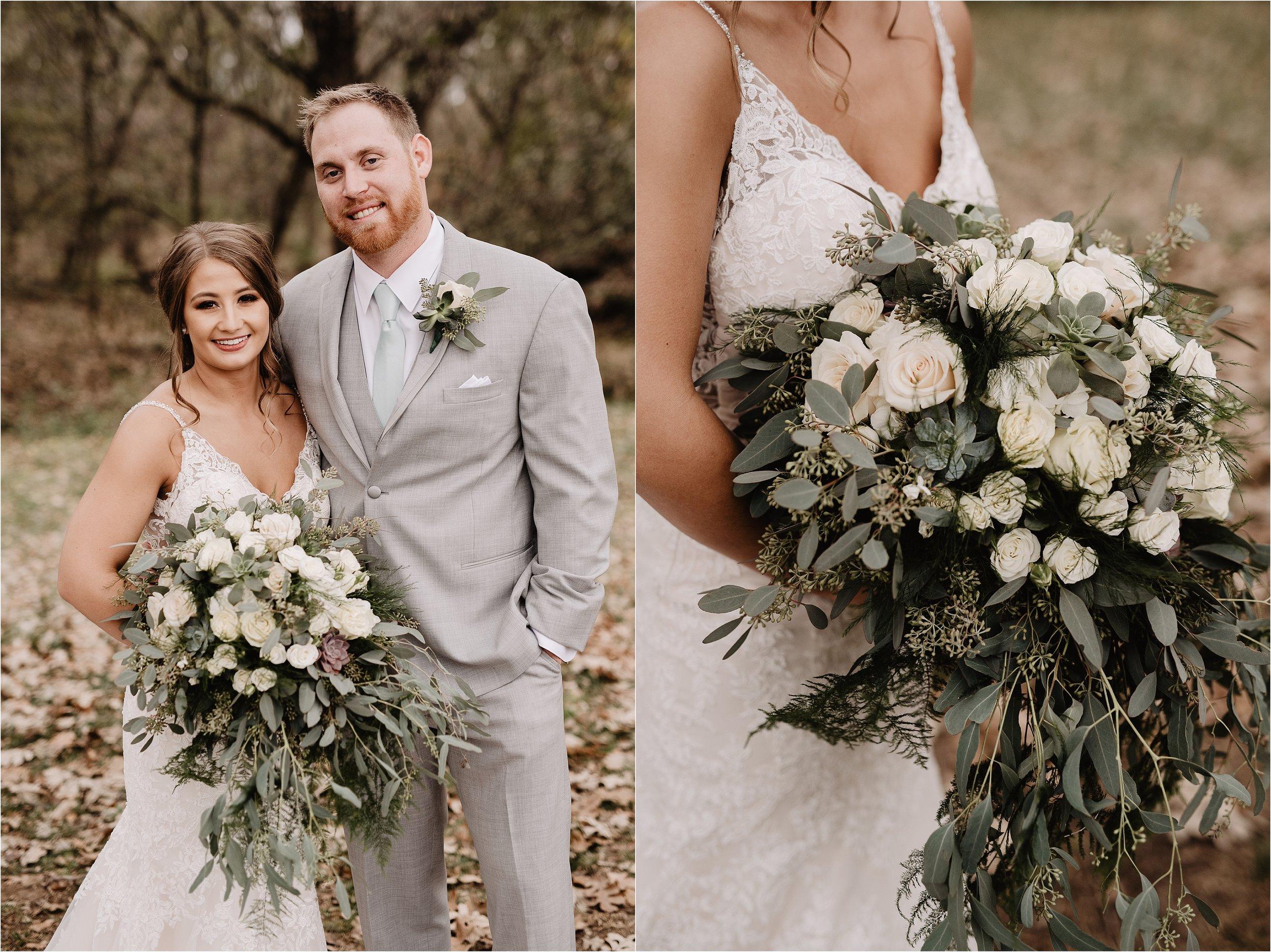 Abby Jordan Sroufe Wedding Fulton Valley Farms Towanda