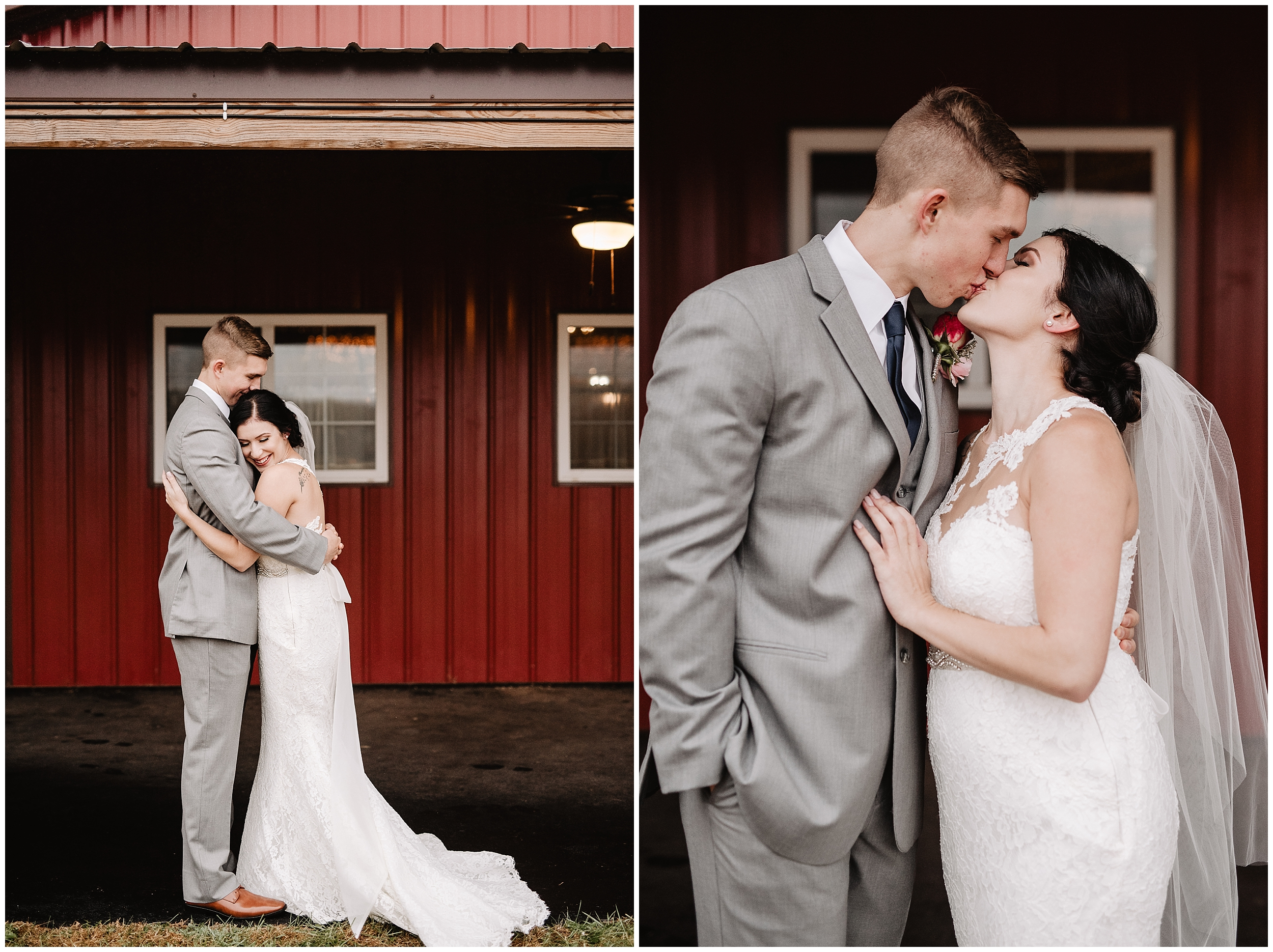 oklahoma wedding photography first look bride groom wedding day sweet viola kansas rustic pines red barn