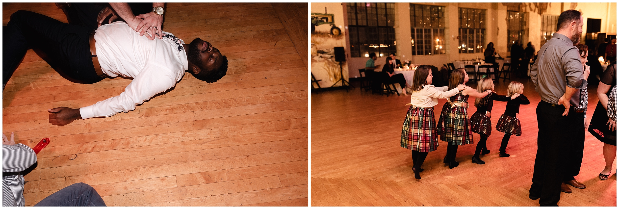 oklahoma wedding photographer reception family friends hugs congratulations best wishes toasts dancing party