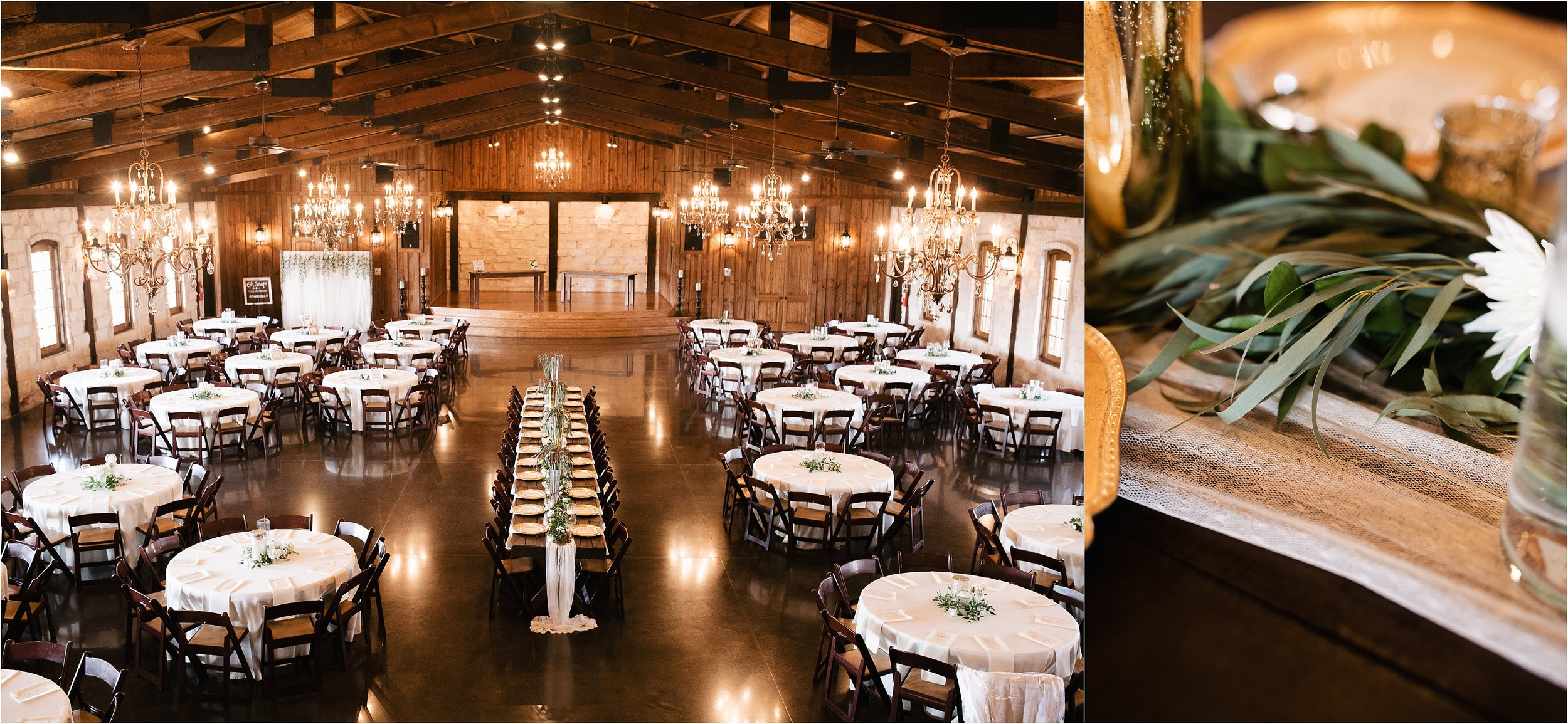 wedding photographer oklahoma reception decorations decor champagne table arrangements