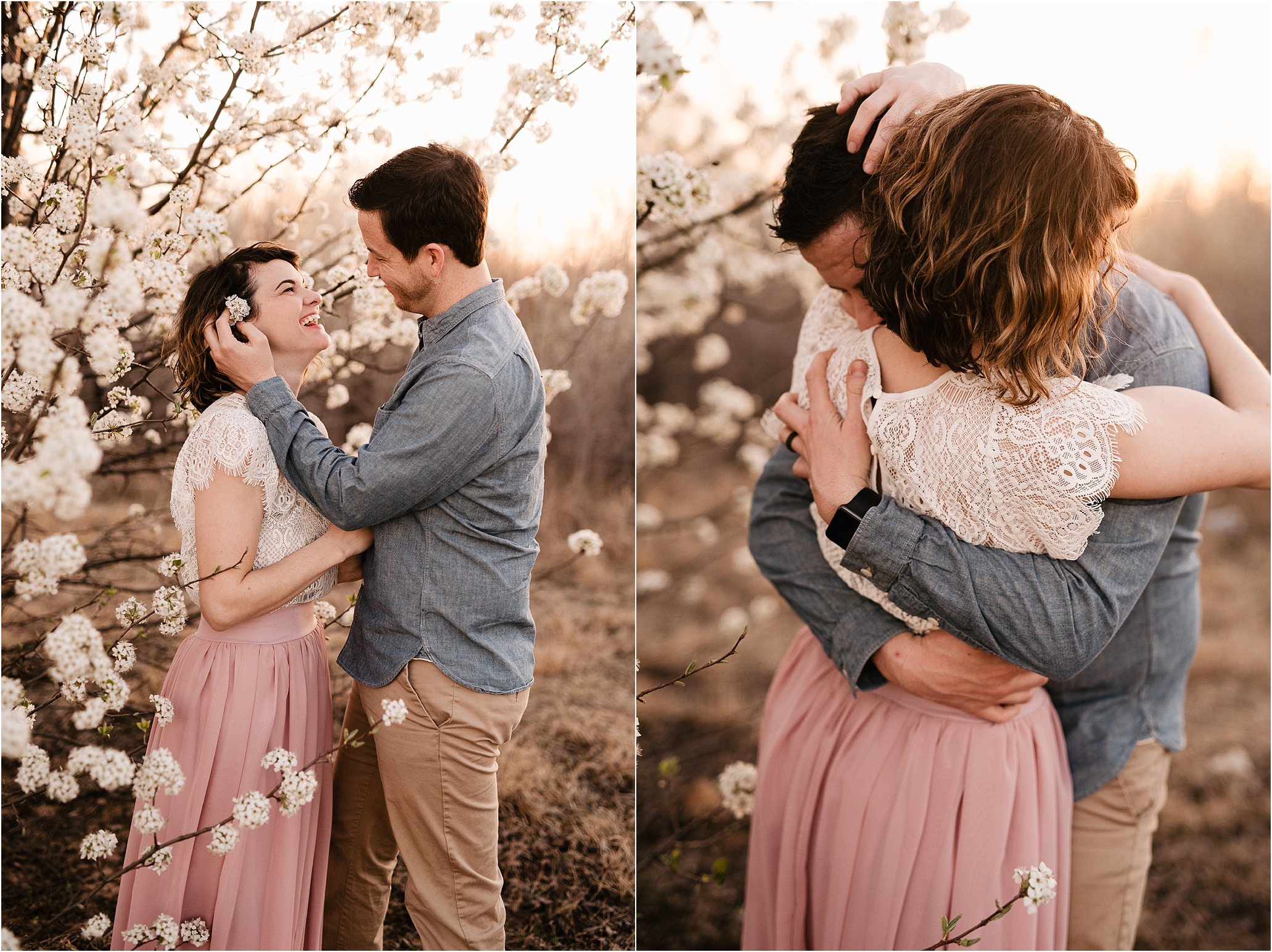 BradfordPearPhotoShoot_Kengagement photos session oklahoma wedding photographer outdoors spring edmond okc anniversary what to wear natural flowers natureelcyLeighPhotography