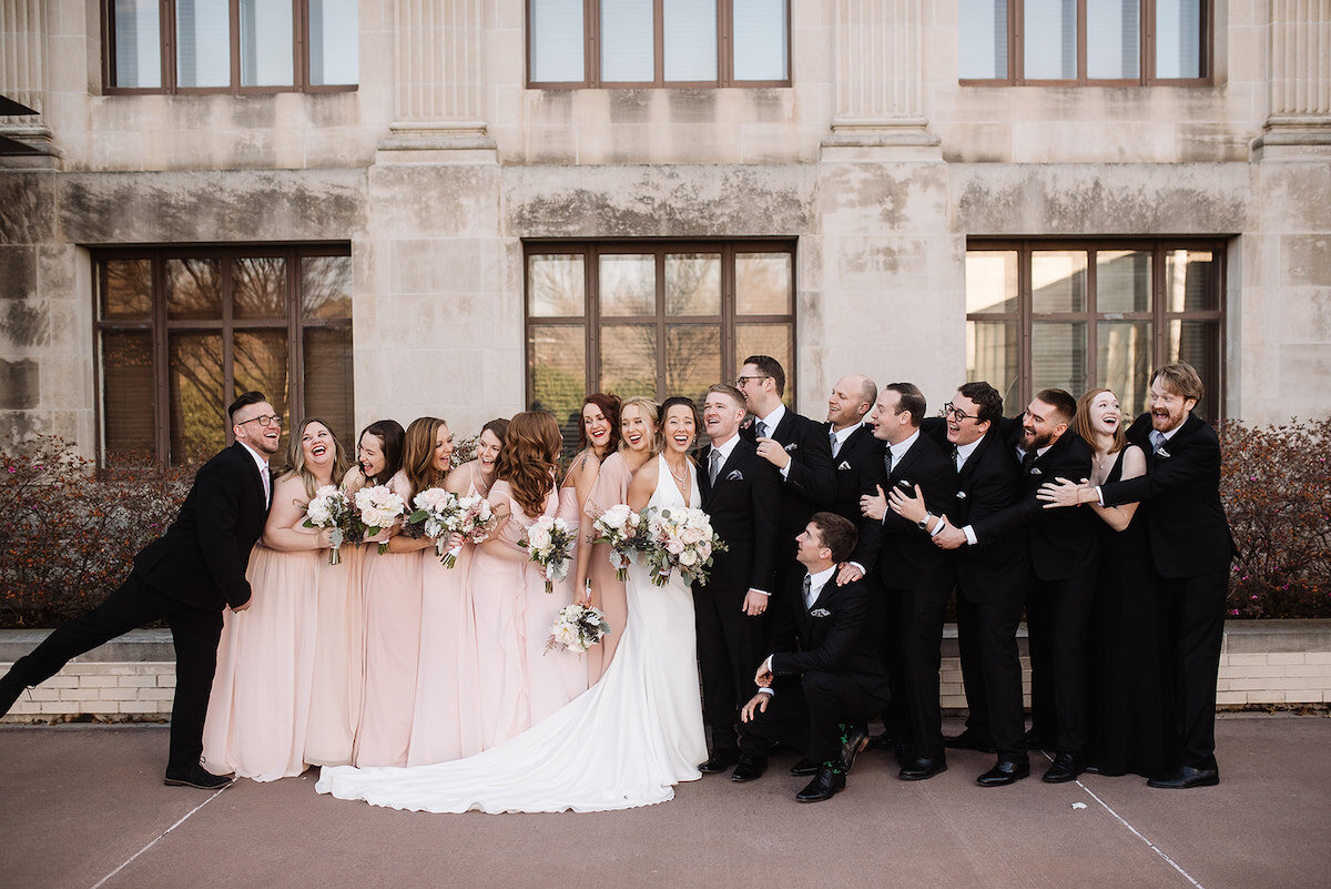 Oklahoma Hall of Fame wedding, Gaylord Pickens wedding, Oklahoma City wedding photographer, Oklahoma wedding photographer