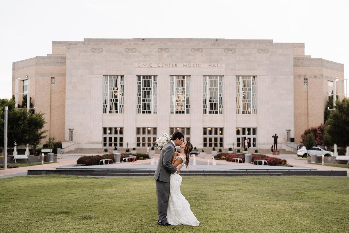 Civic Center wedding, OKC wedding photographer, Oklahoma wedding photographer, civic center wedding