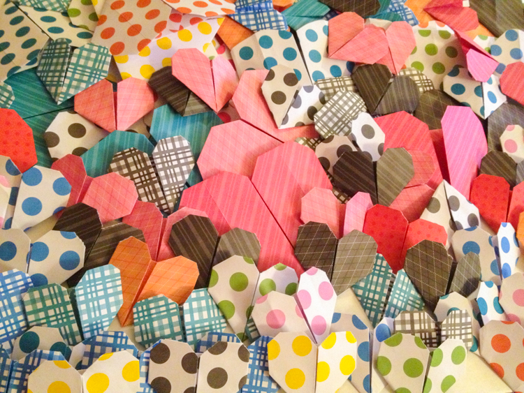 Folder Hearts