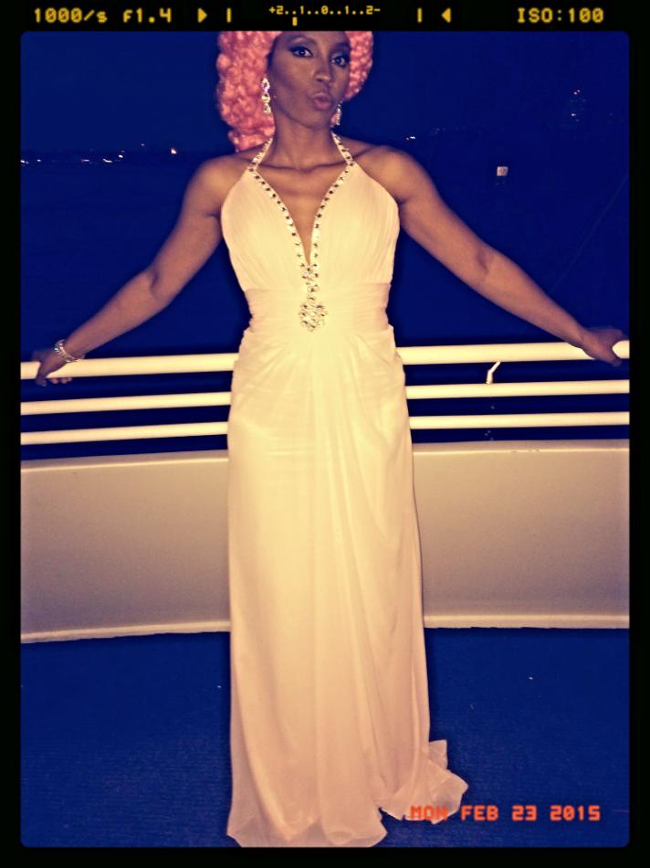 My Titanic moment!
