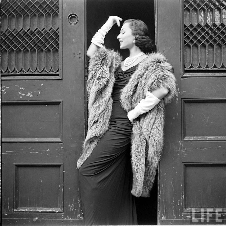 Fashion by Gordon Parks