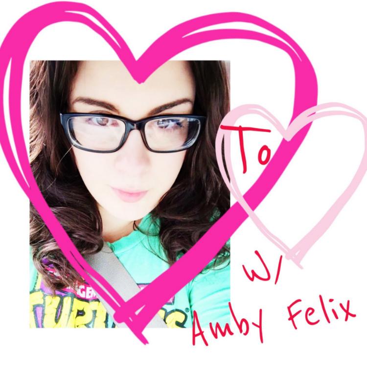 Amby Felix of AMBYFELIX.com