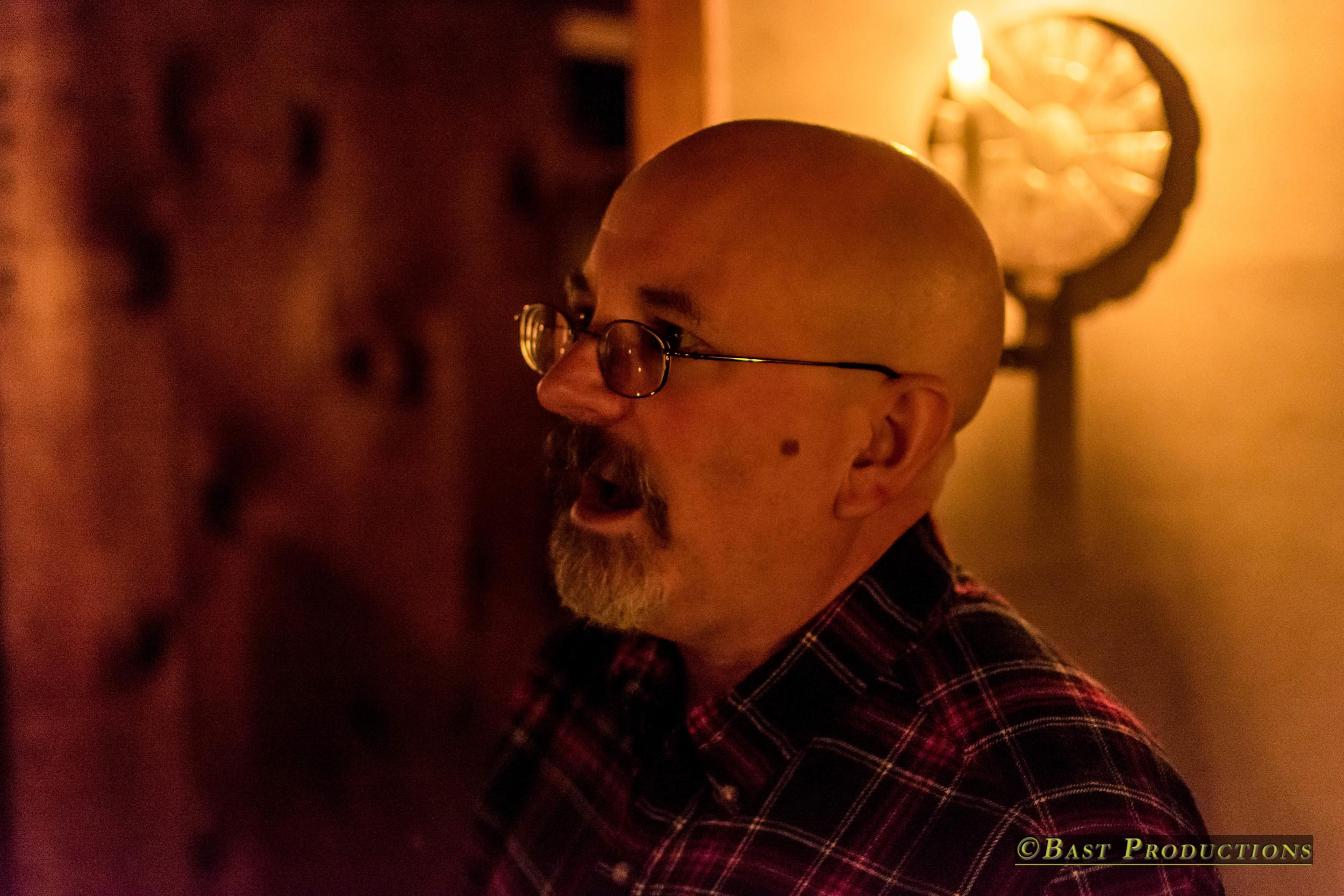 Greg Bullough