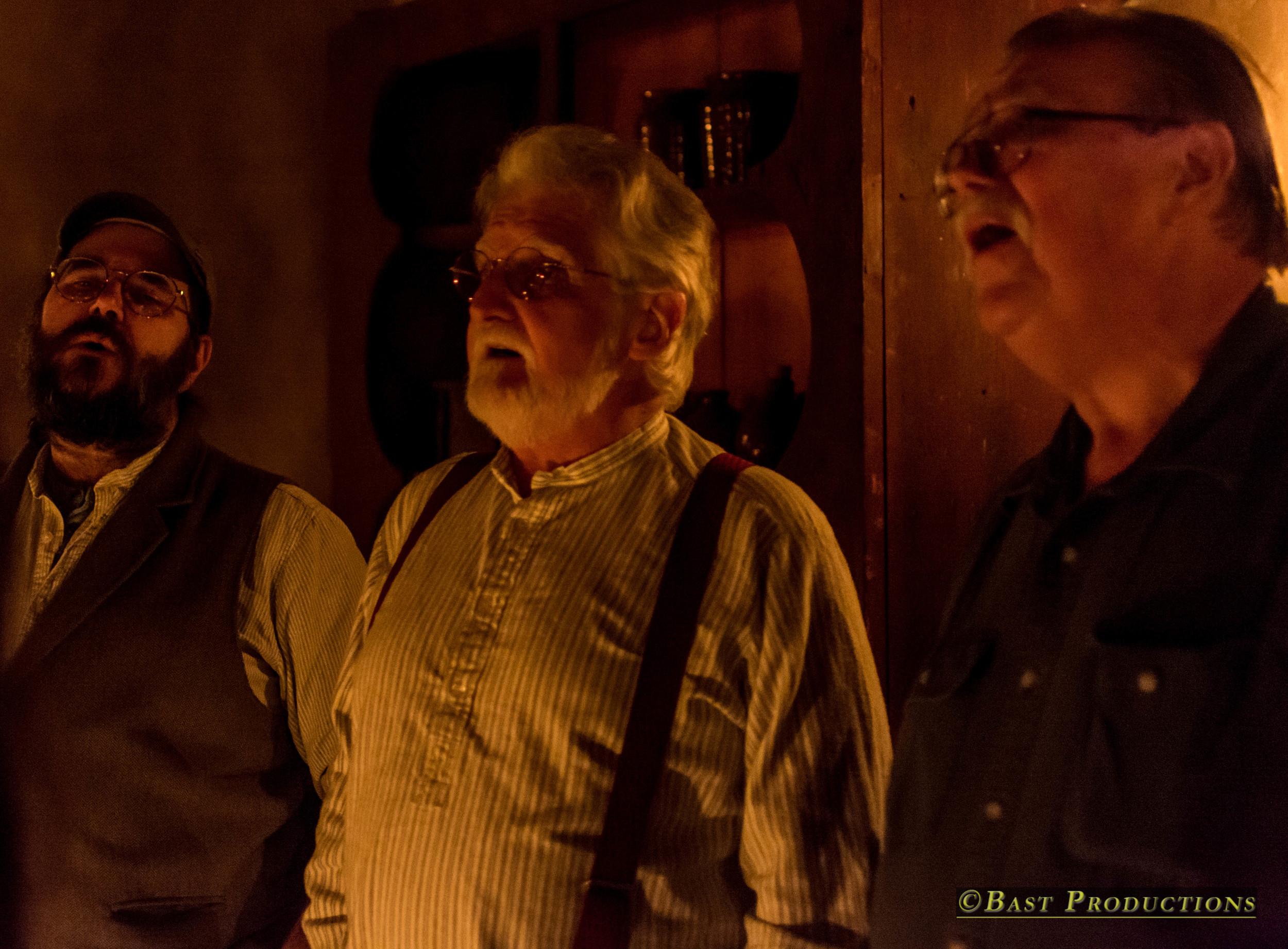Chris, Bob and Jan