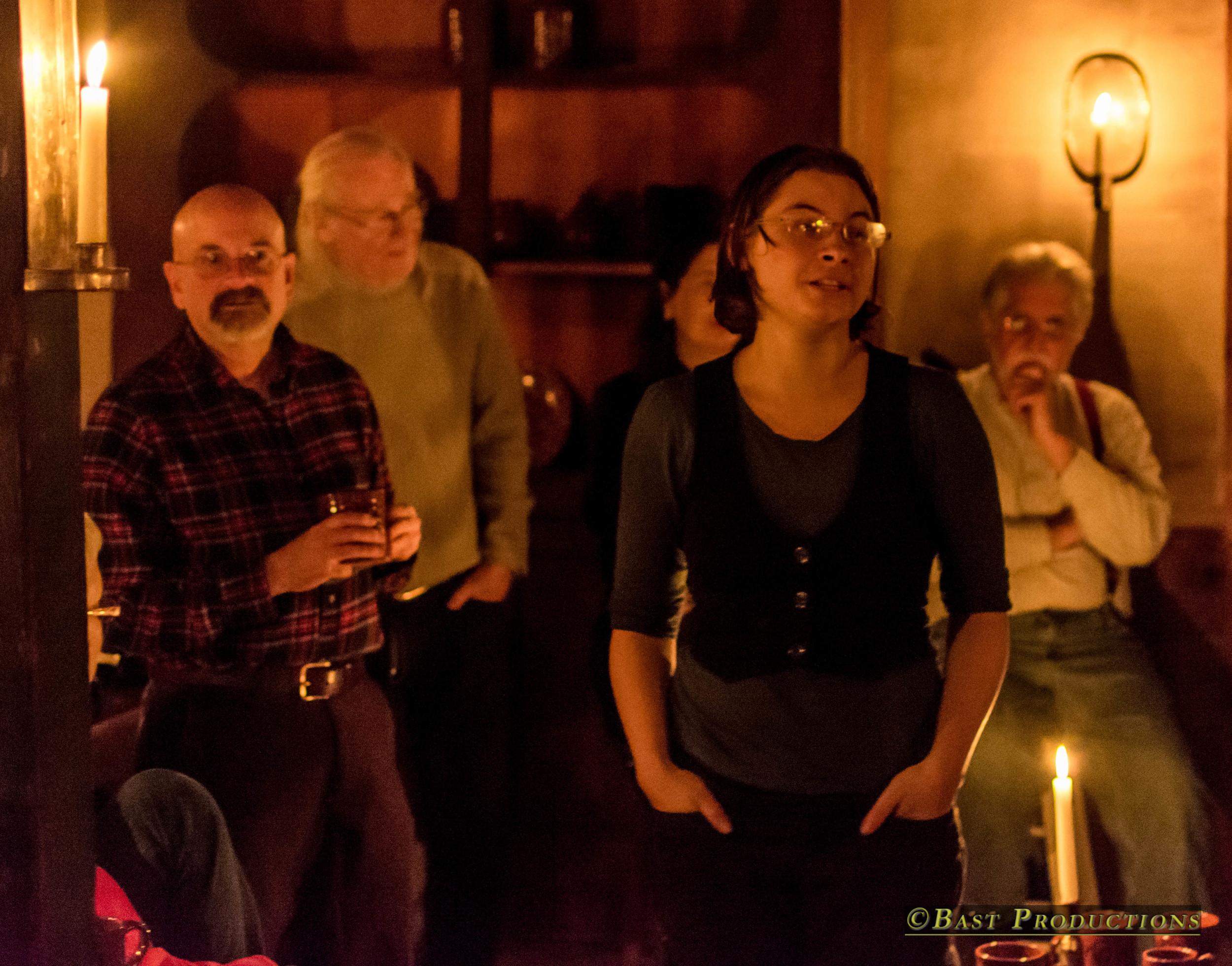 Greg, Frank, Megan and Bob