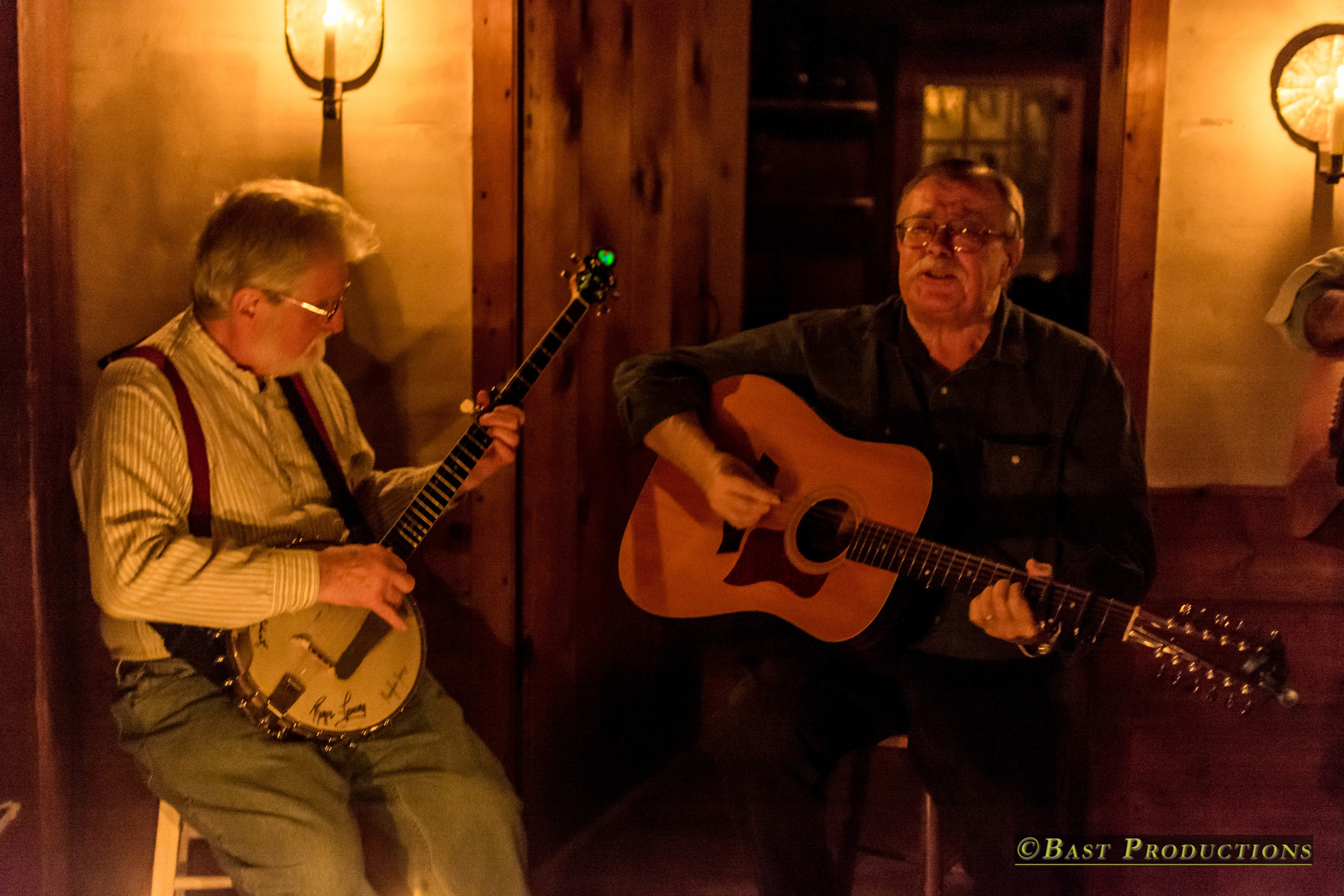 Bob and Jan