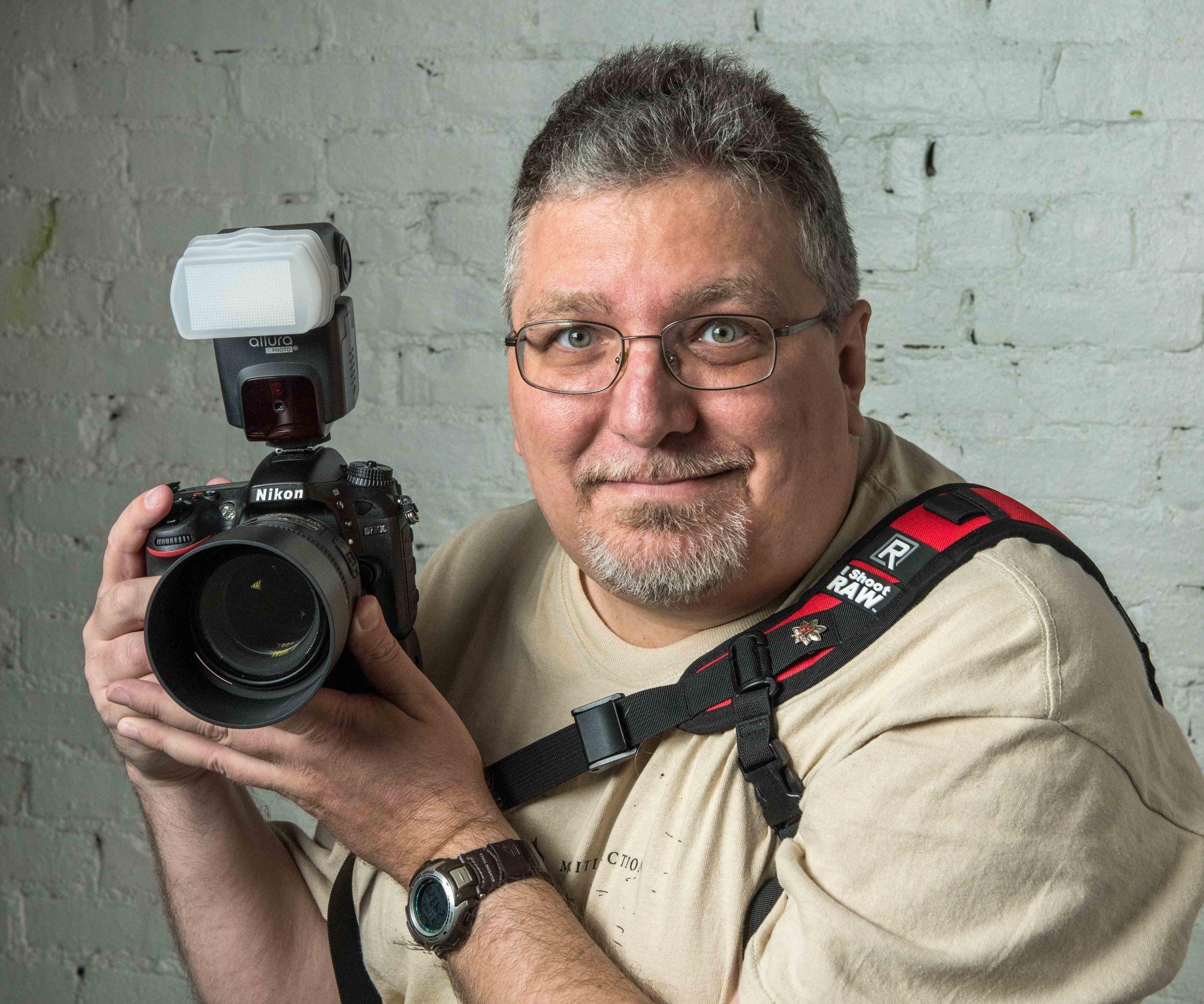 Eric. J. Hebert. Photo by Gary Ditlow.