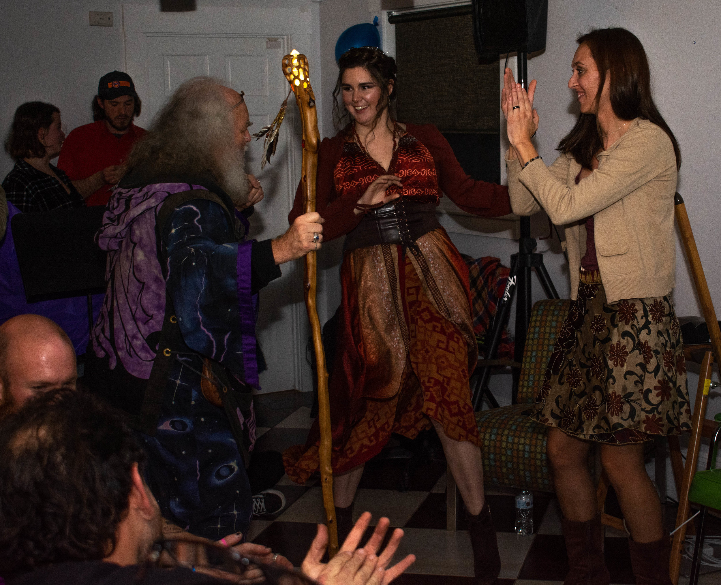 OZ BDay Party in Salem Mass