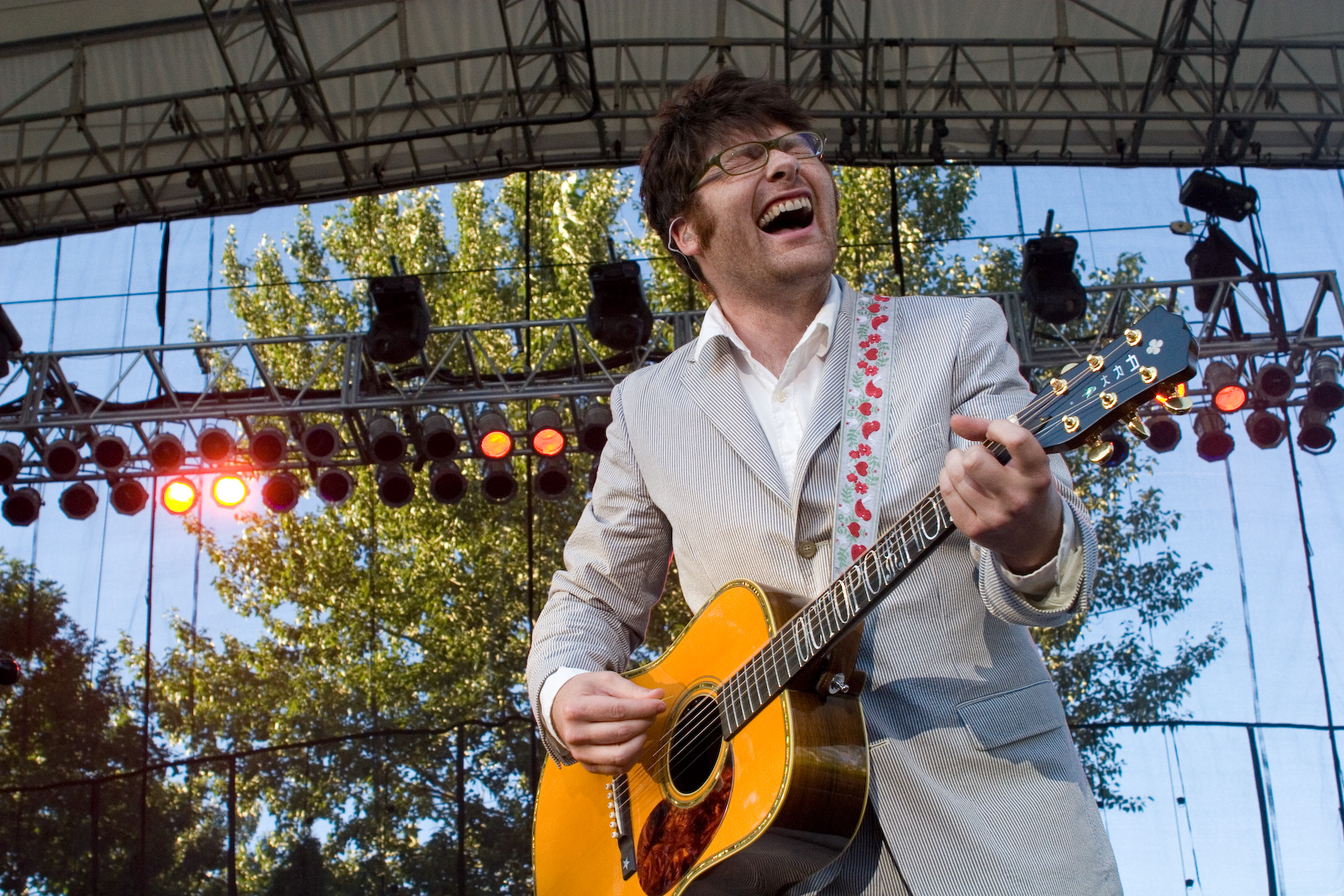 Colin Meloy of The Decemberists