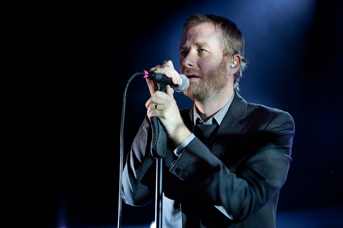 The National, Musicfest NW