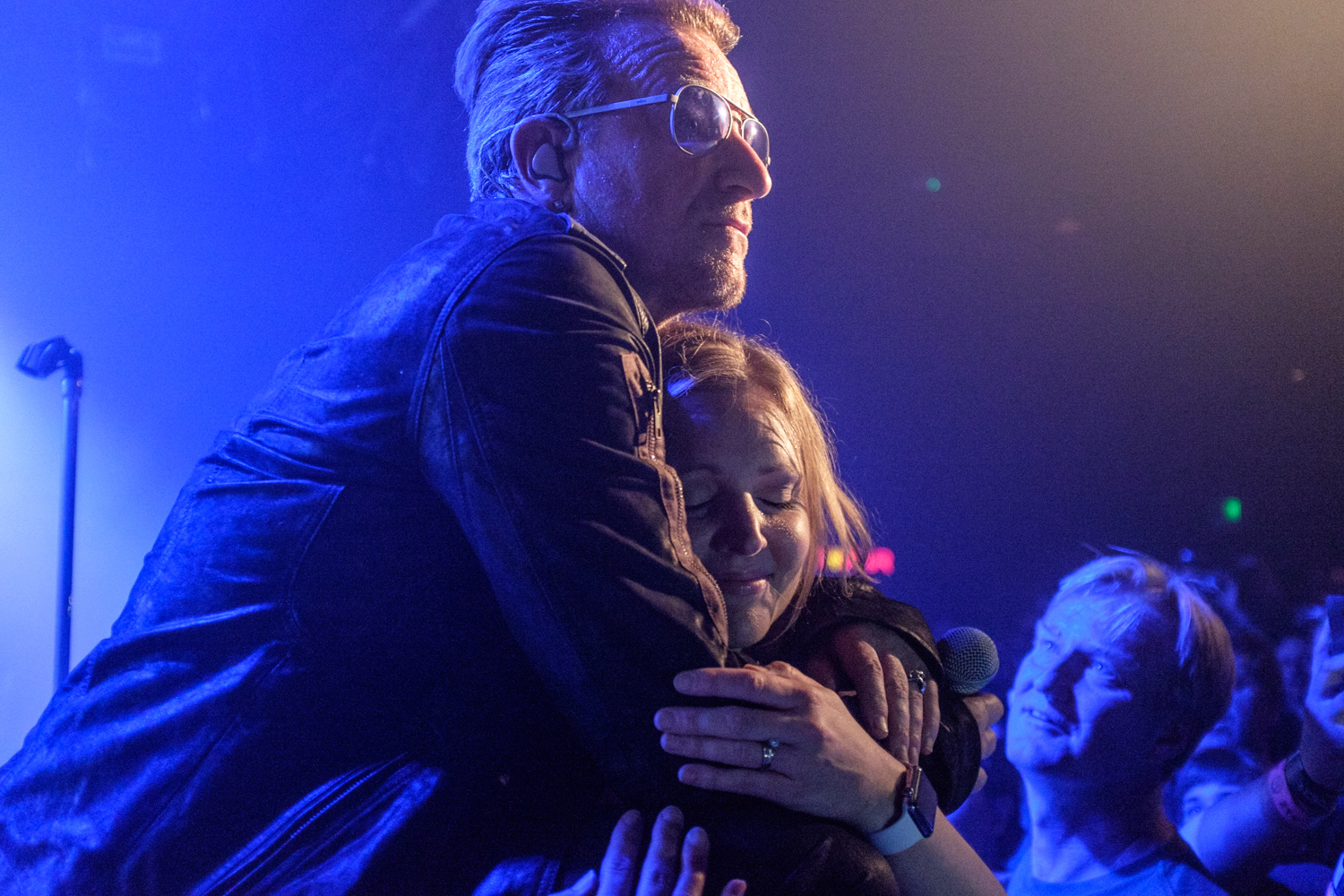 Bono at the Roxy