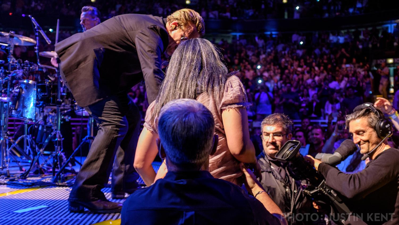 Bono chose Joy