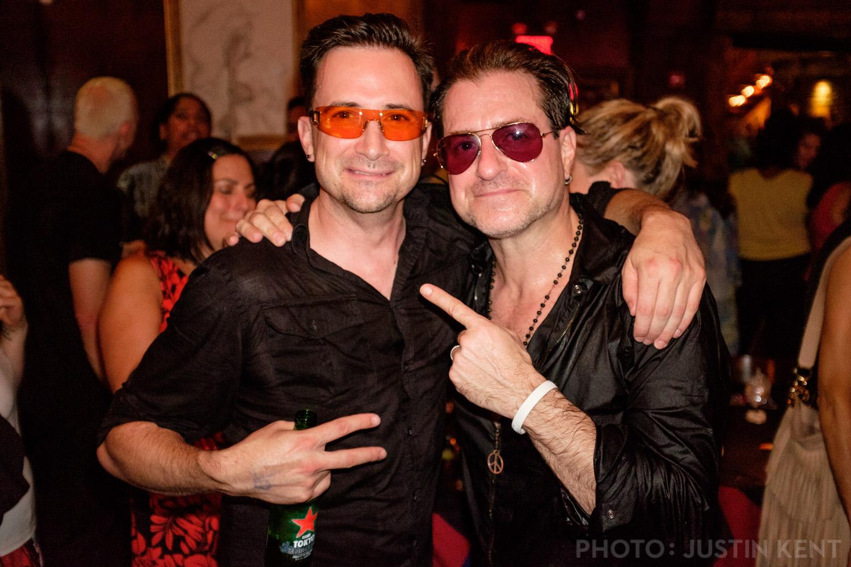 Bono's meet