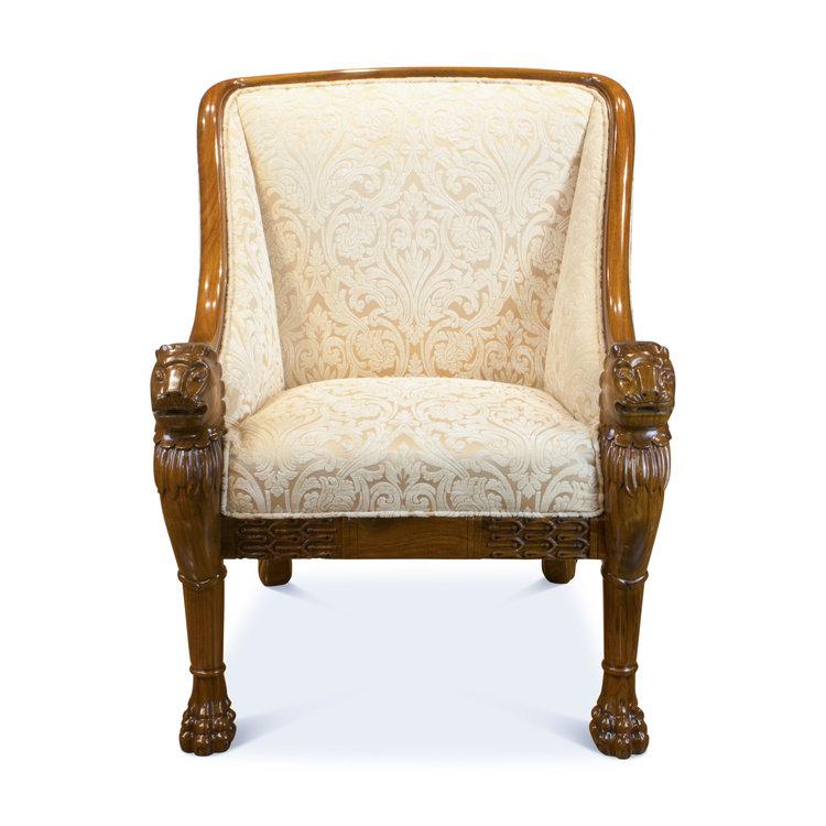 Leo armchair