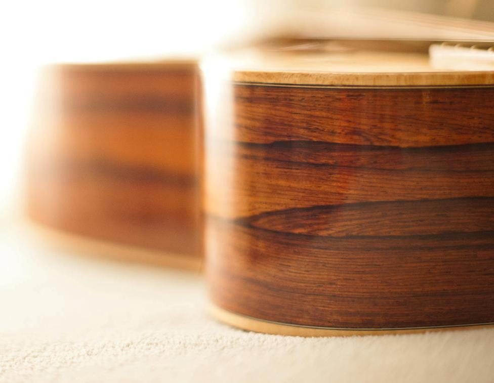 Hawkins Orchestra Model Madagascar rosewood
