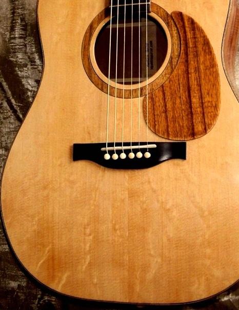 Hawkins Dreadnought Guitar Spruce