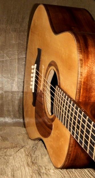 Hawkins Dreadnought Guitar Bearclaw