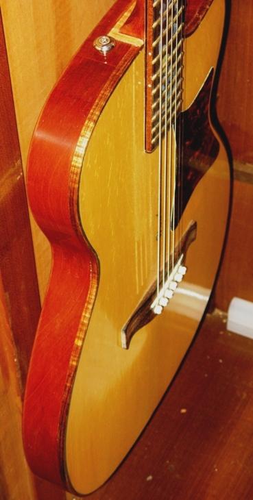 Hawkins Thin Body Guitar