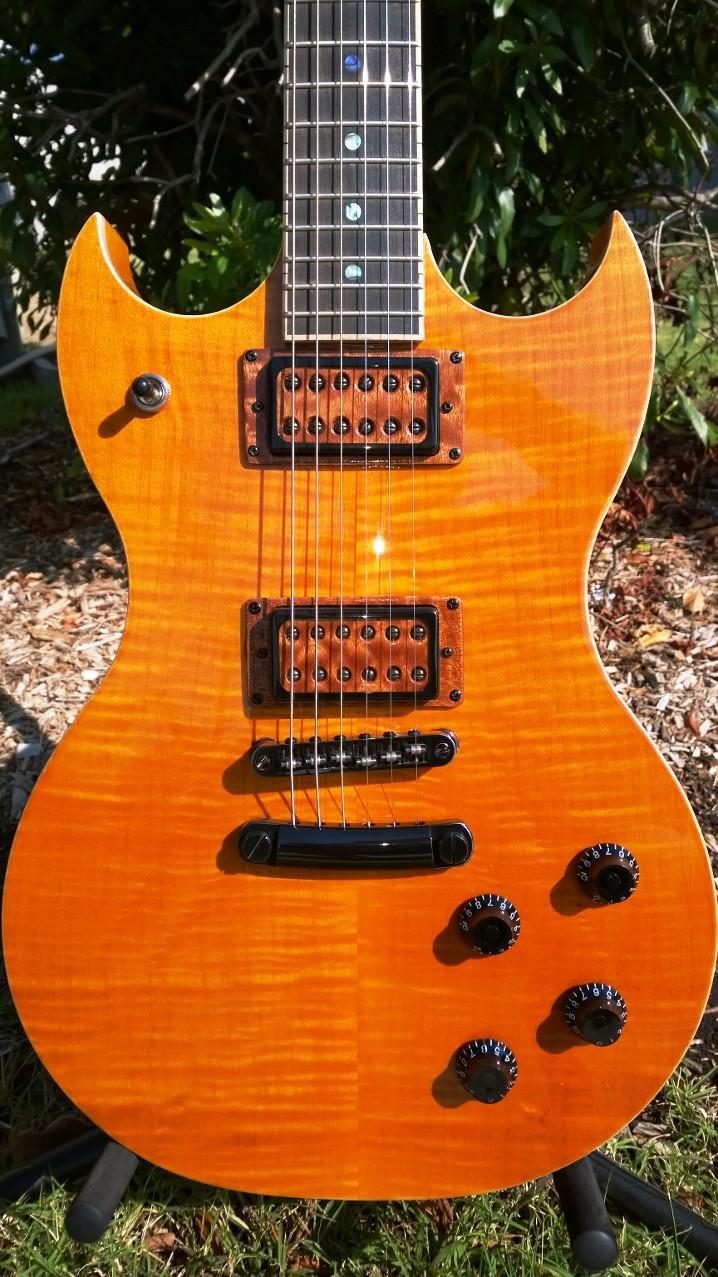 Hawkins Electric Guitar Handwound Pickups
