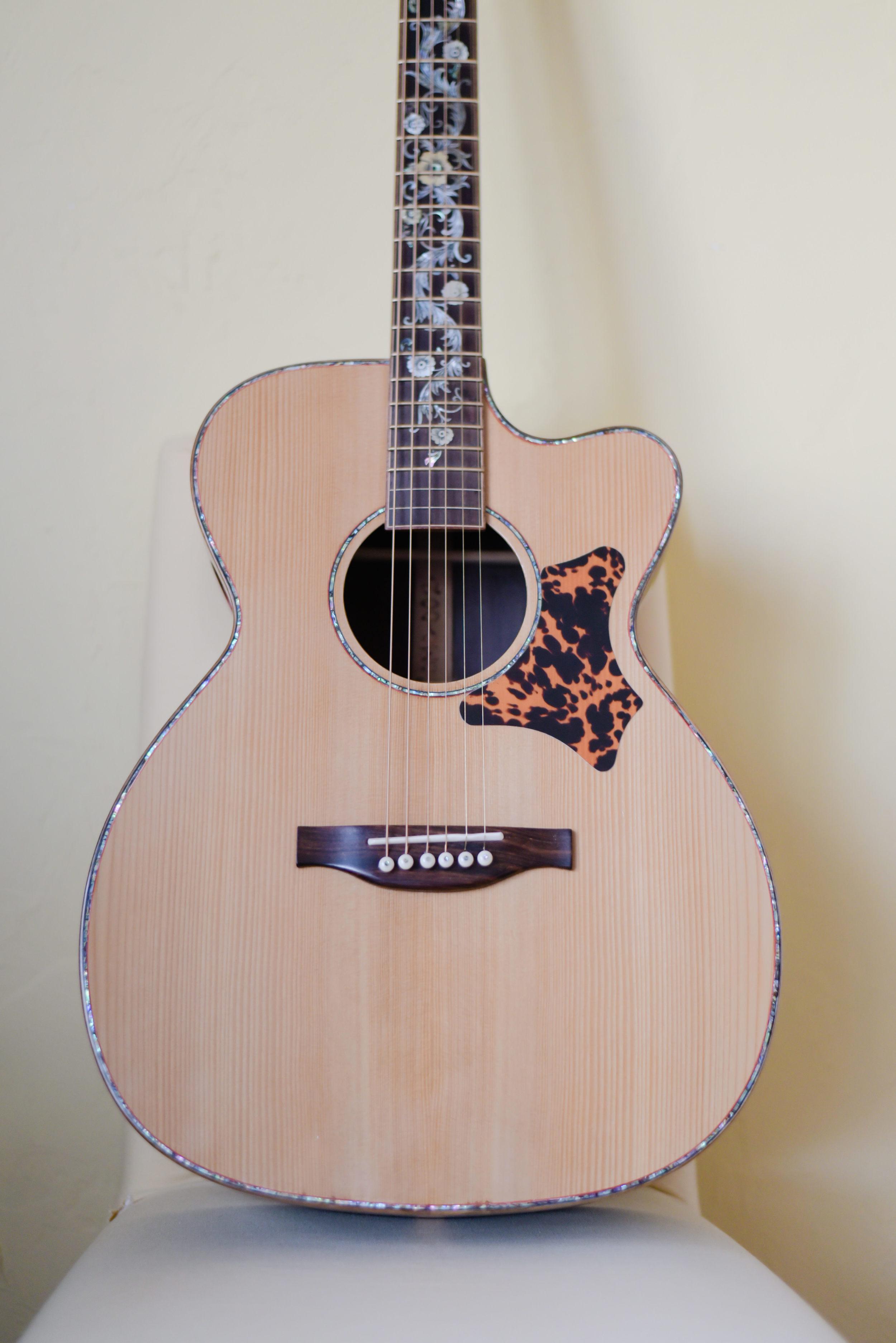 Hawkins Guitar Brazilian Rosewood