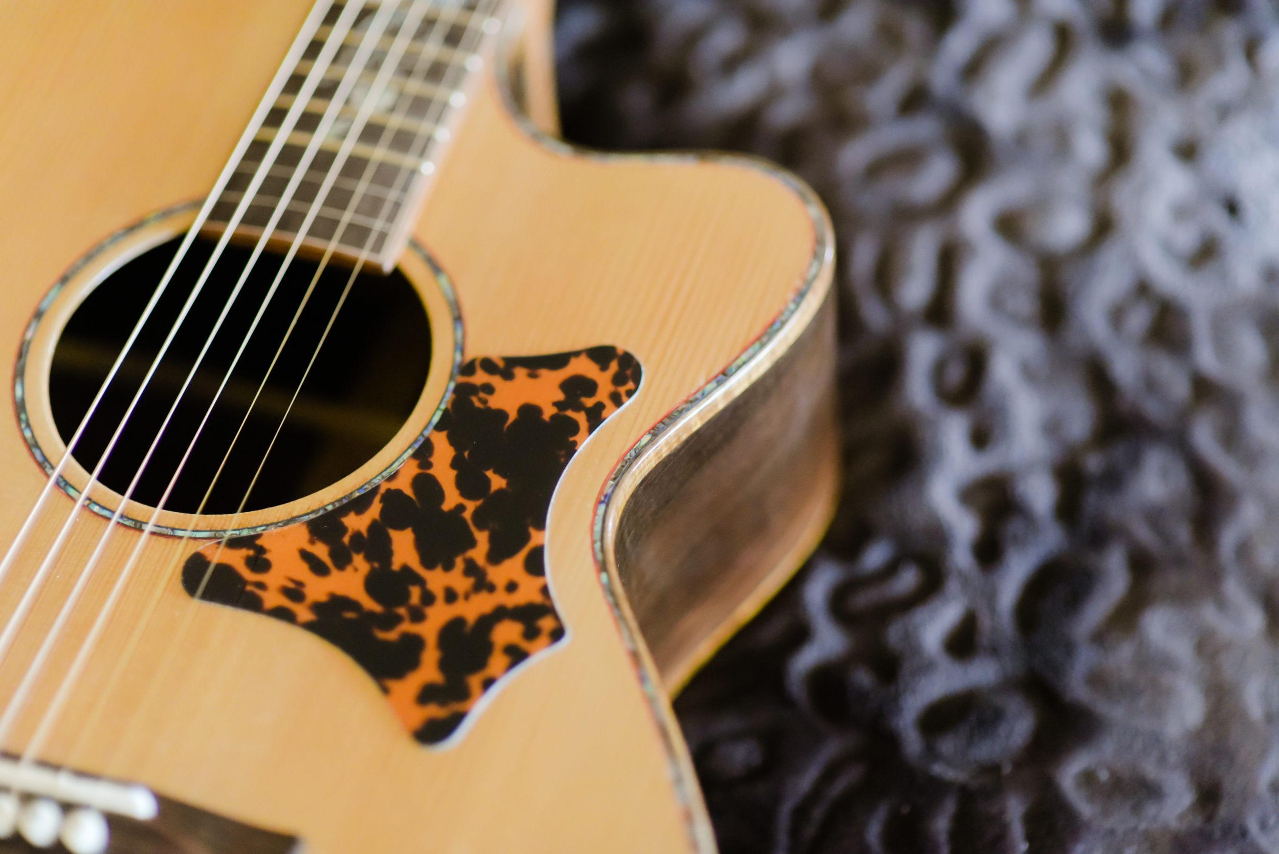 Hawkins Guitar Custom Guitar Works