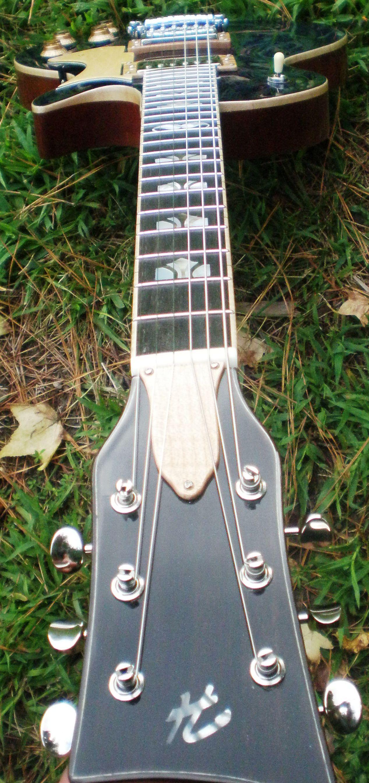Hawkins Les Paul Style Guitar neck