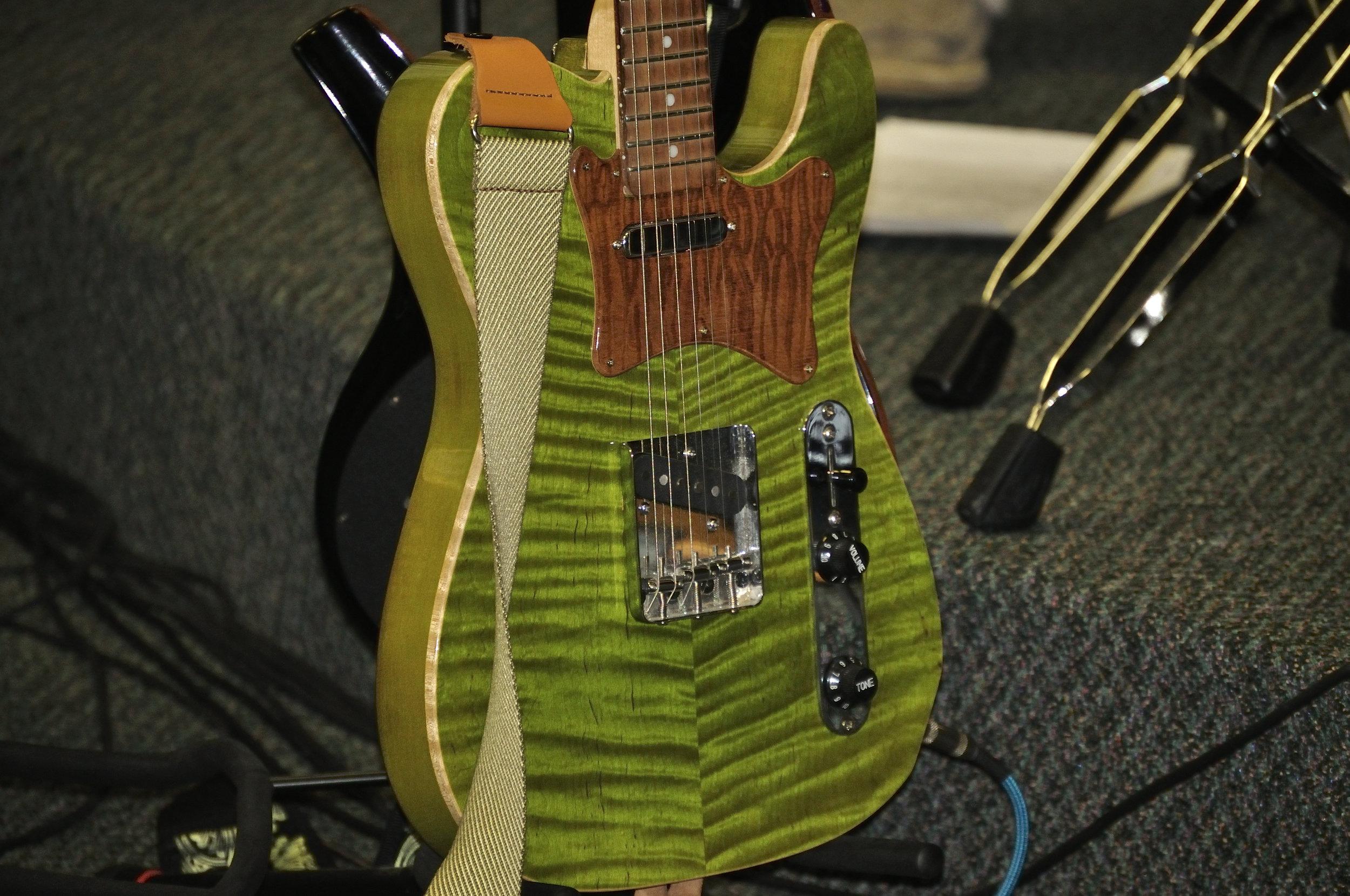 Hawkins Teller' Guitar