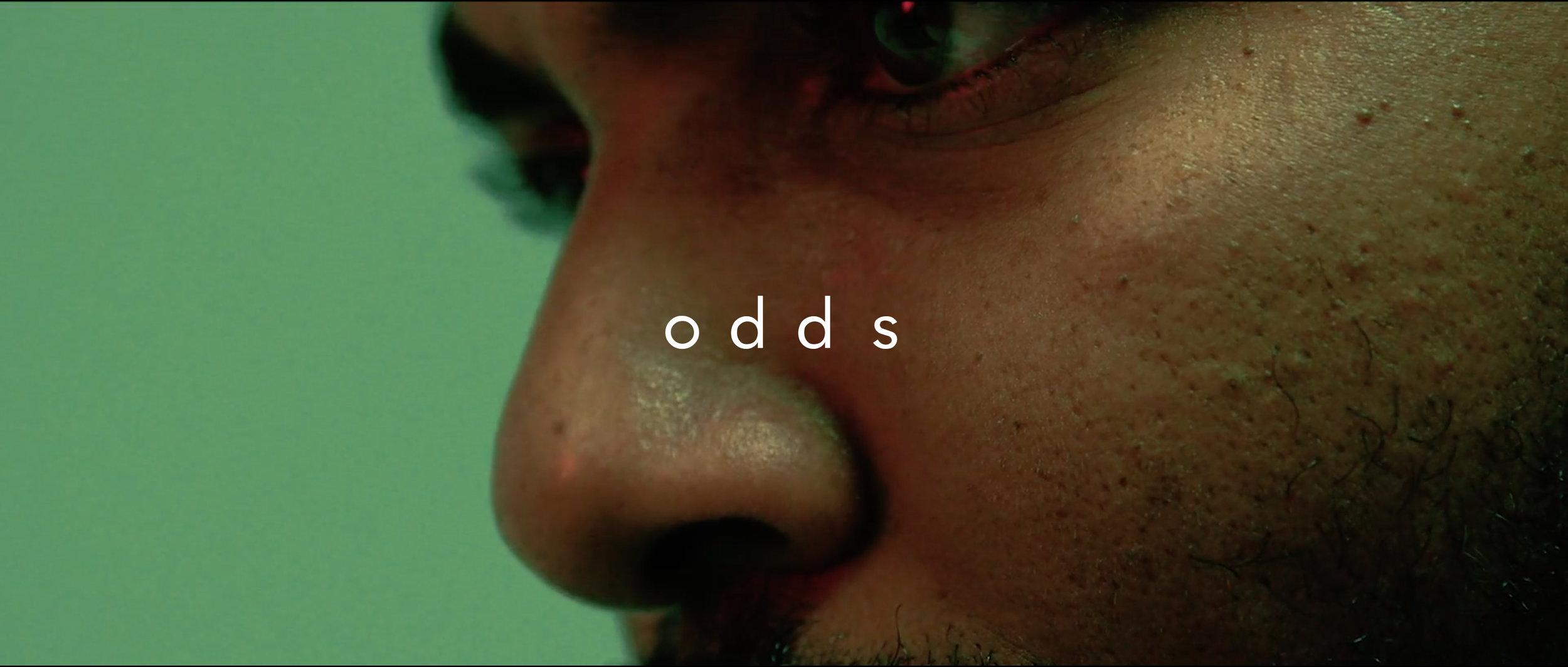 - ODDS (2016)Dir. Sherine ToussaintCo-Producer, Cinematographer, Editor, Colorist, VFX