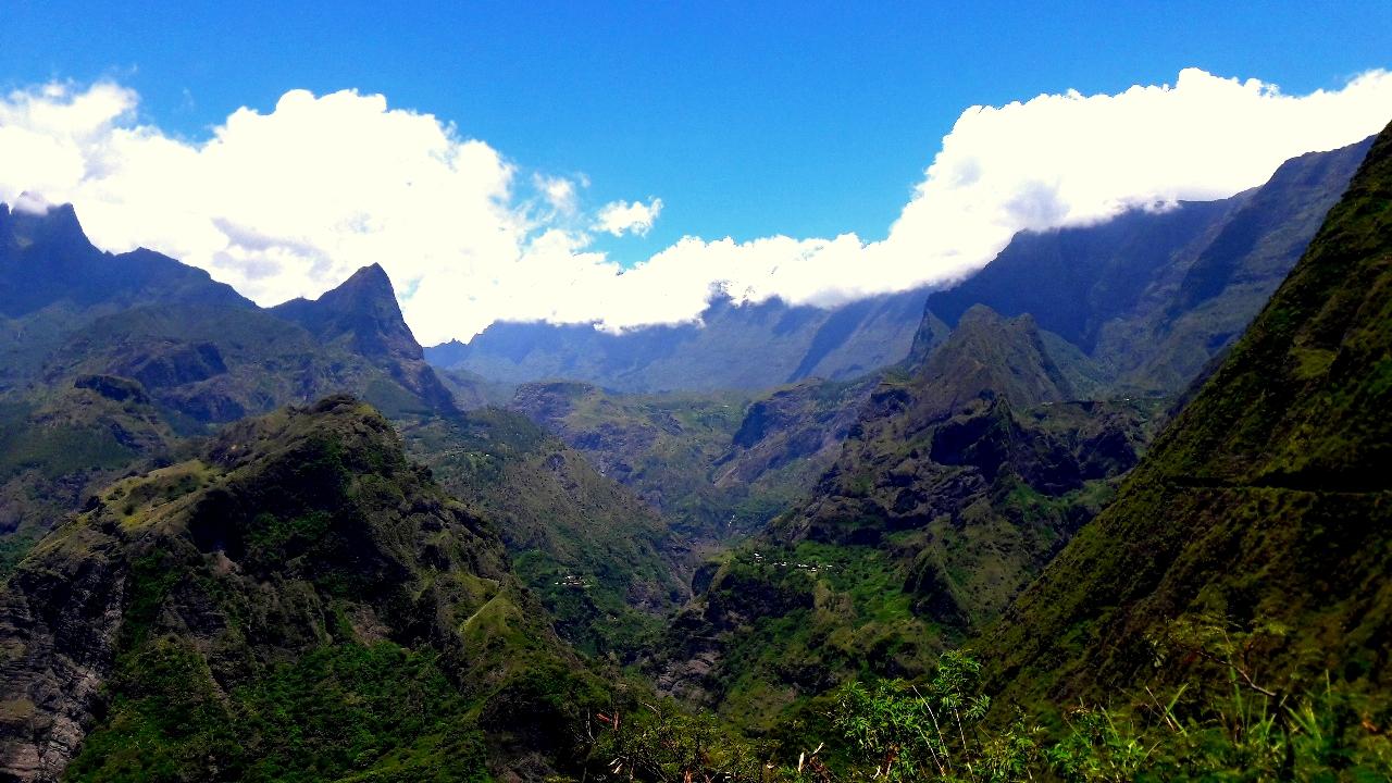 Cirque de Mafate - Ile de la Réunion