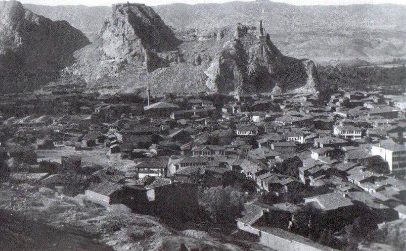 1920'li yıllar, Sulusokak, Tokat Kalesi etekleri