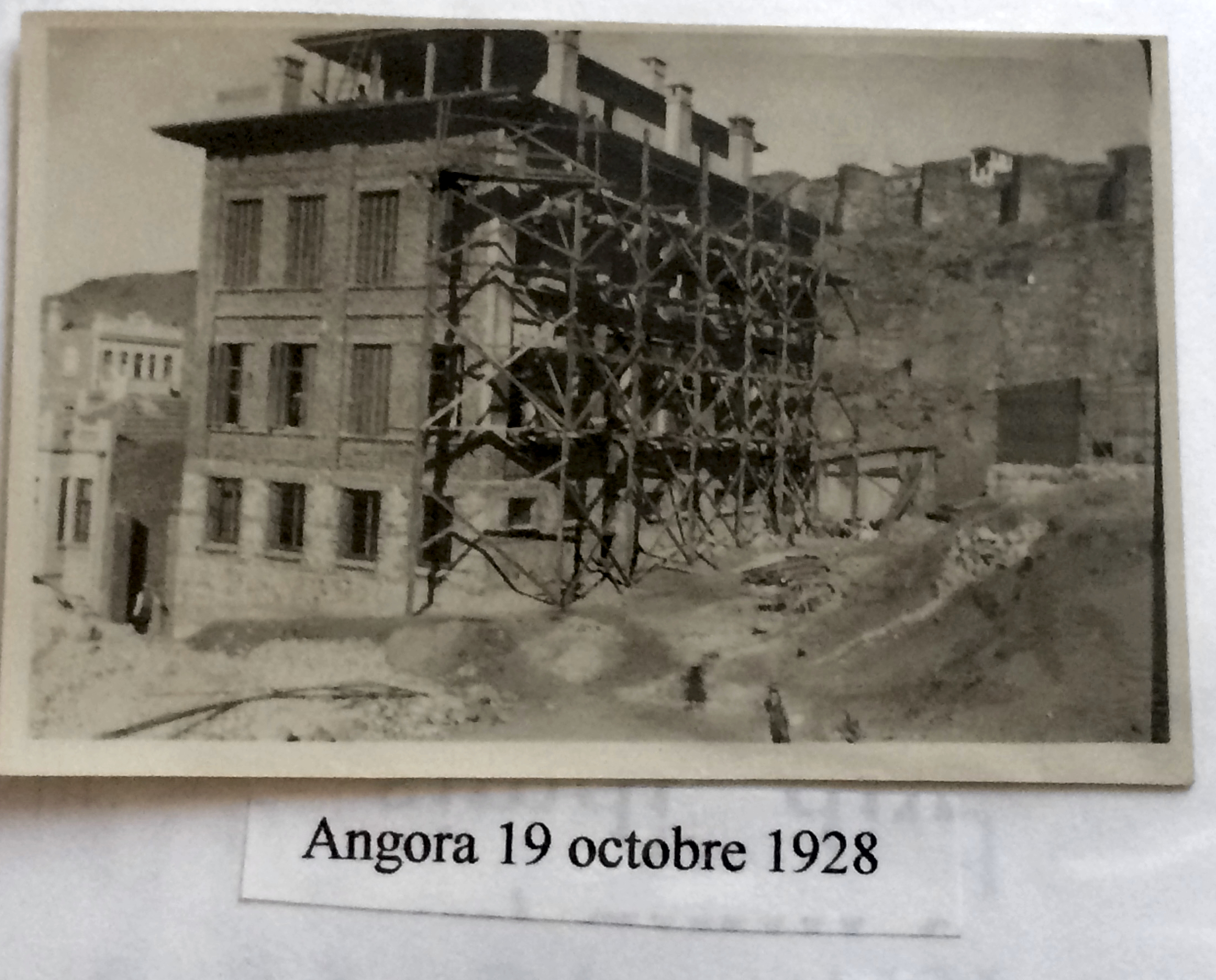 1928'deki restorasyon