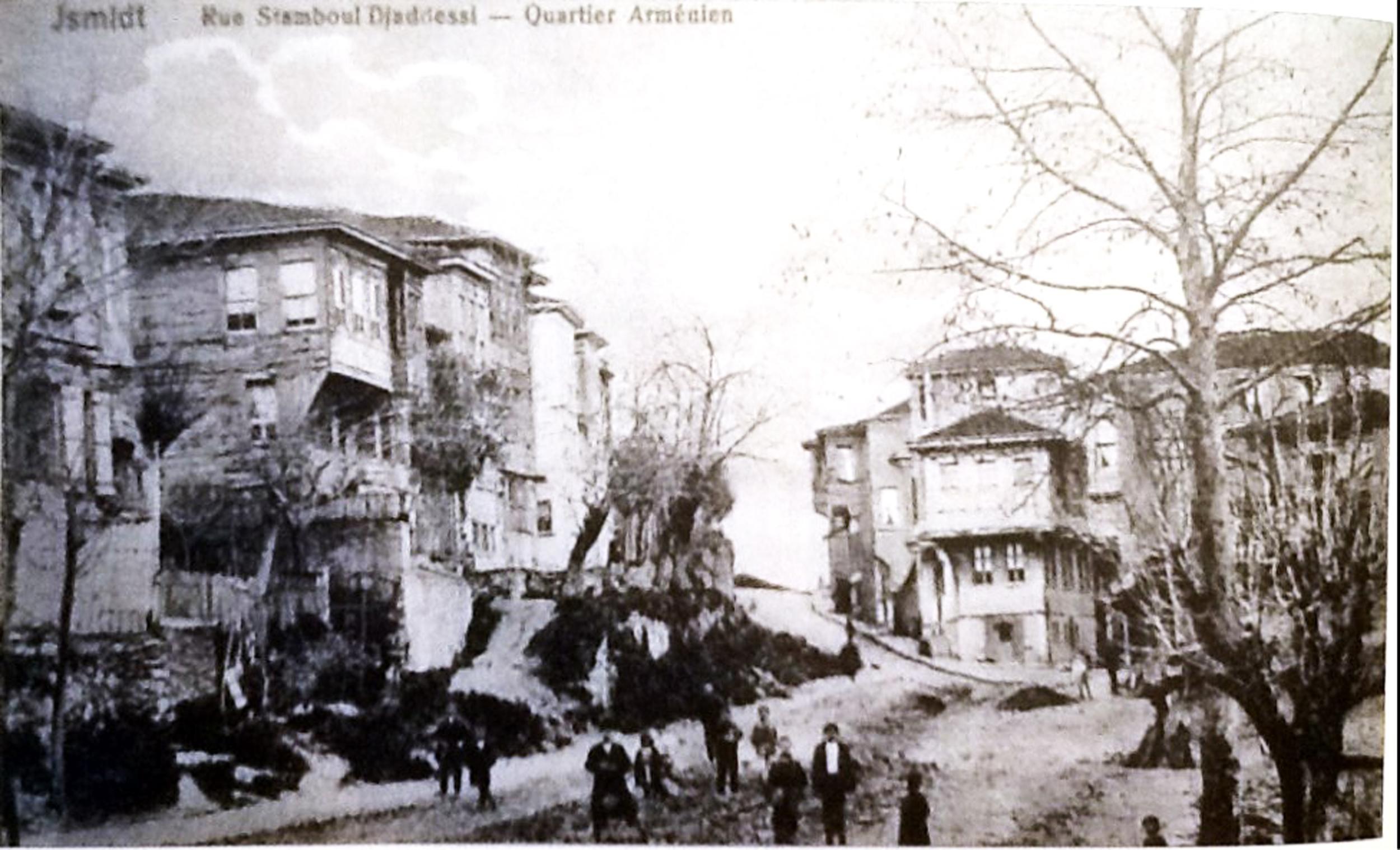 Adapazarı İzmit hıristiyan Mahallesi İstanbul Caddesi.jpg