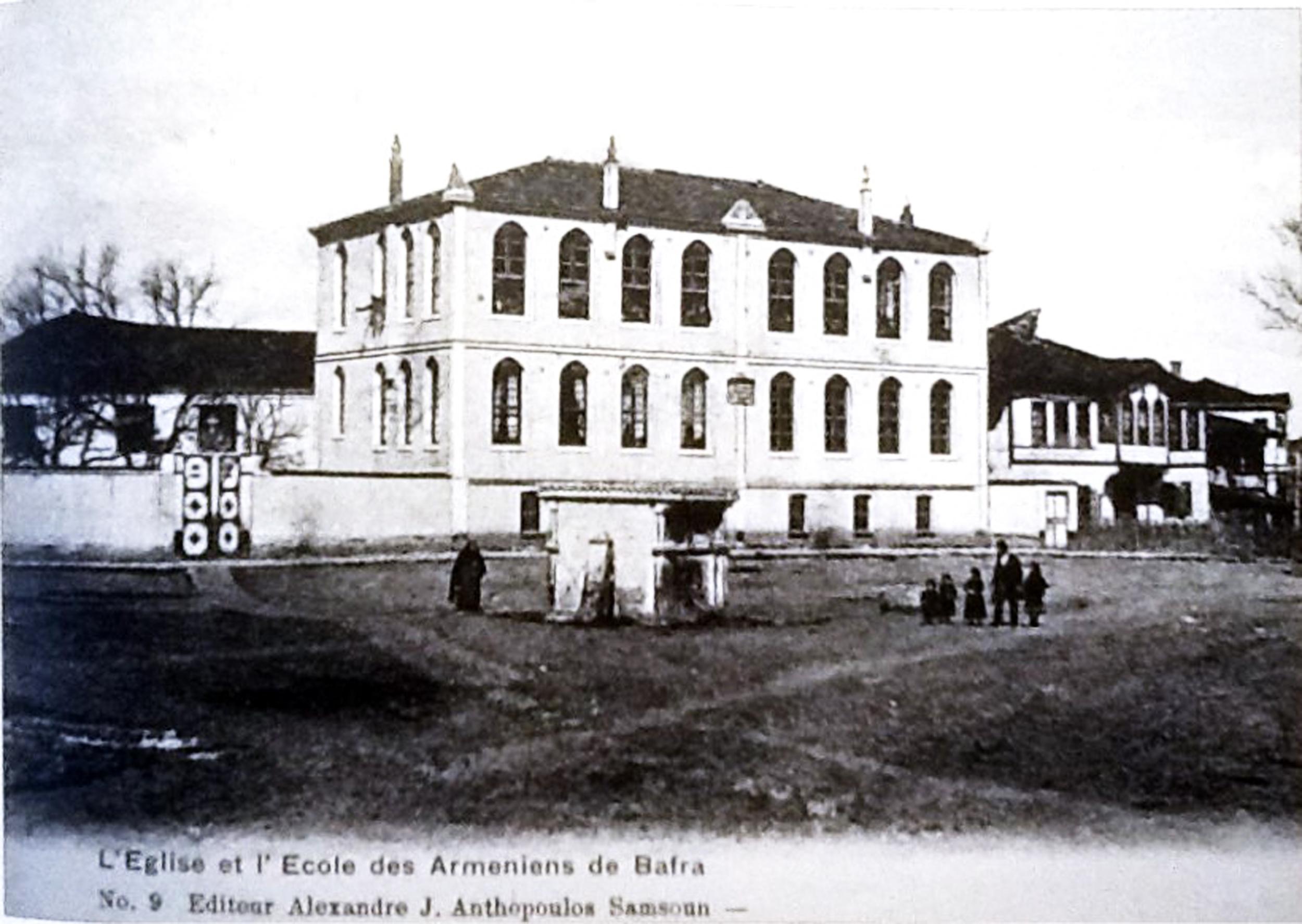 Samsun Bafra Ermeni Okulu ve Kilisesi.jpg