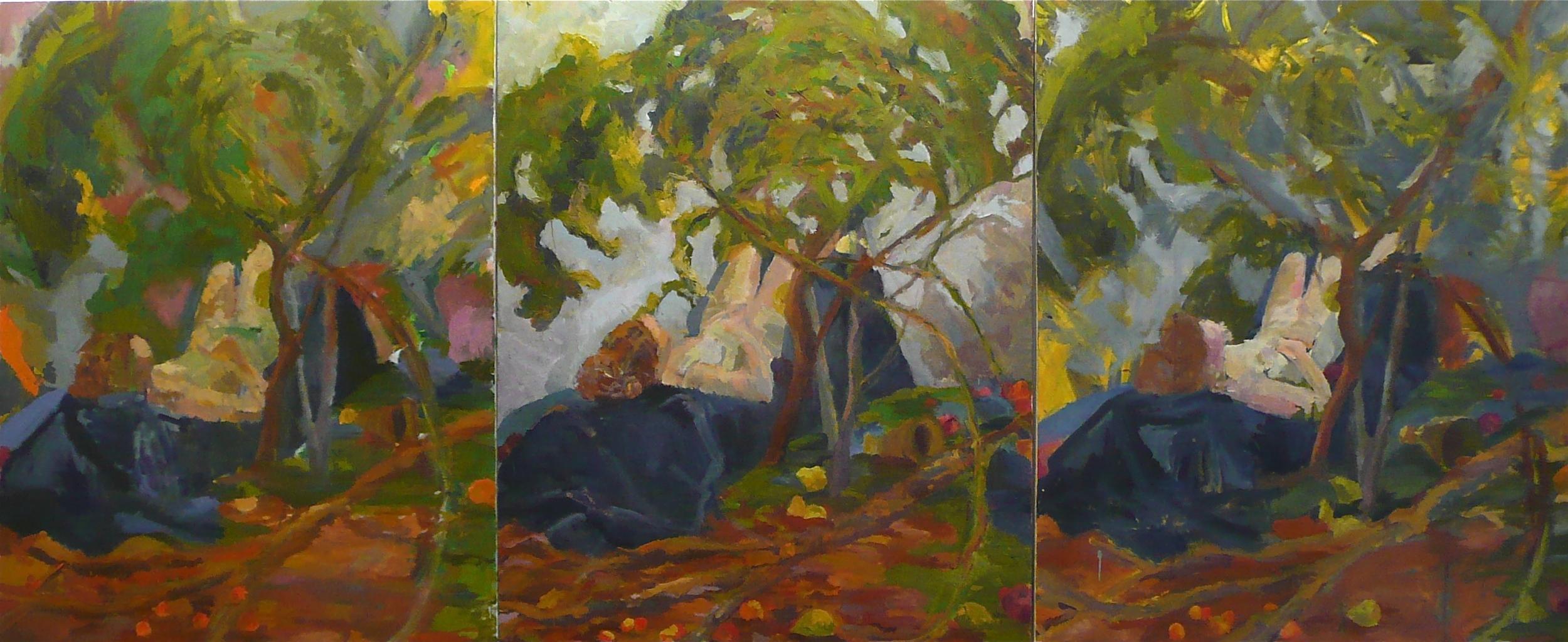 Harmony in Triptych