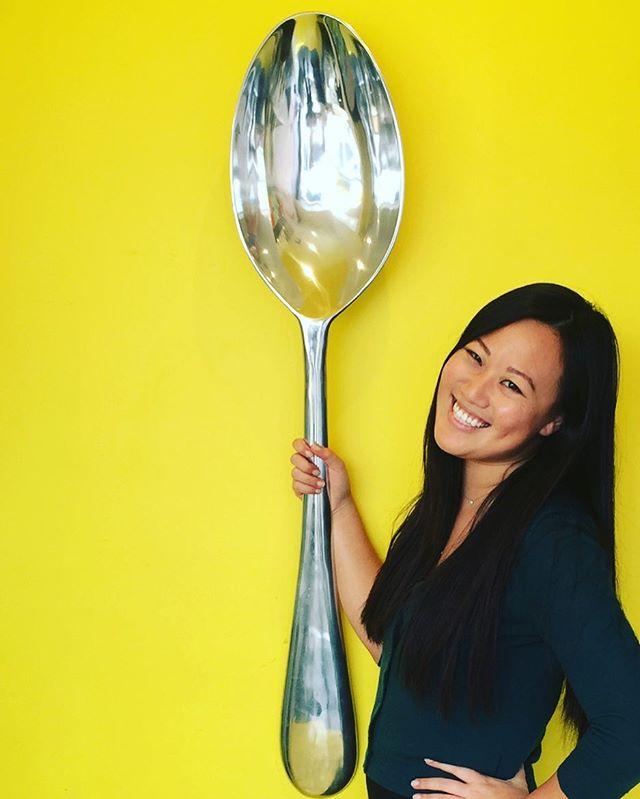 @jeswongatron the way you grip that Spoon... 💪🏻✊🏻🐰🍴