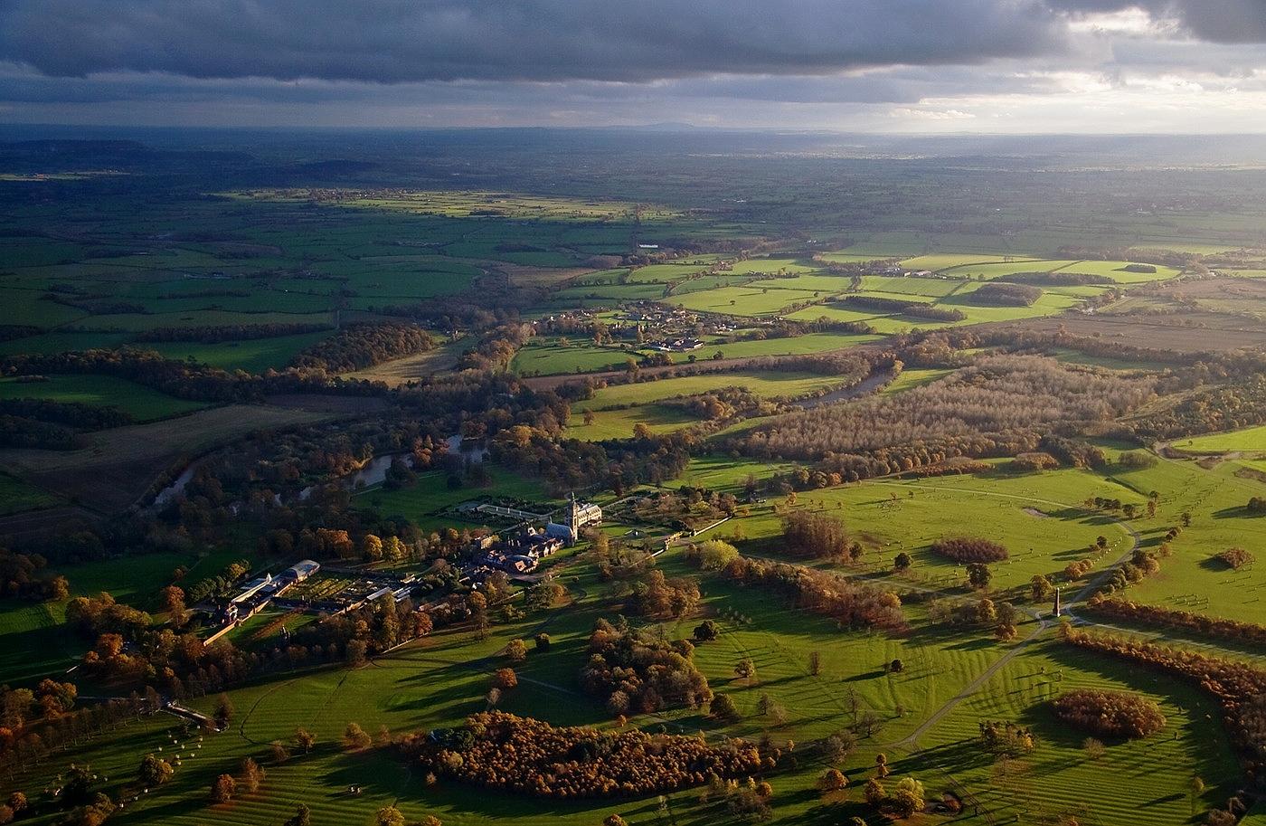 Eaton Hall, Cheshire