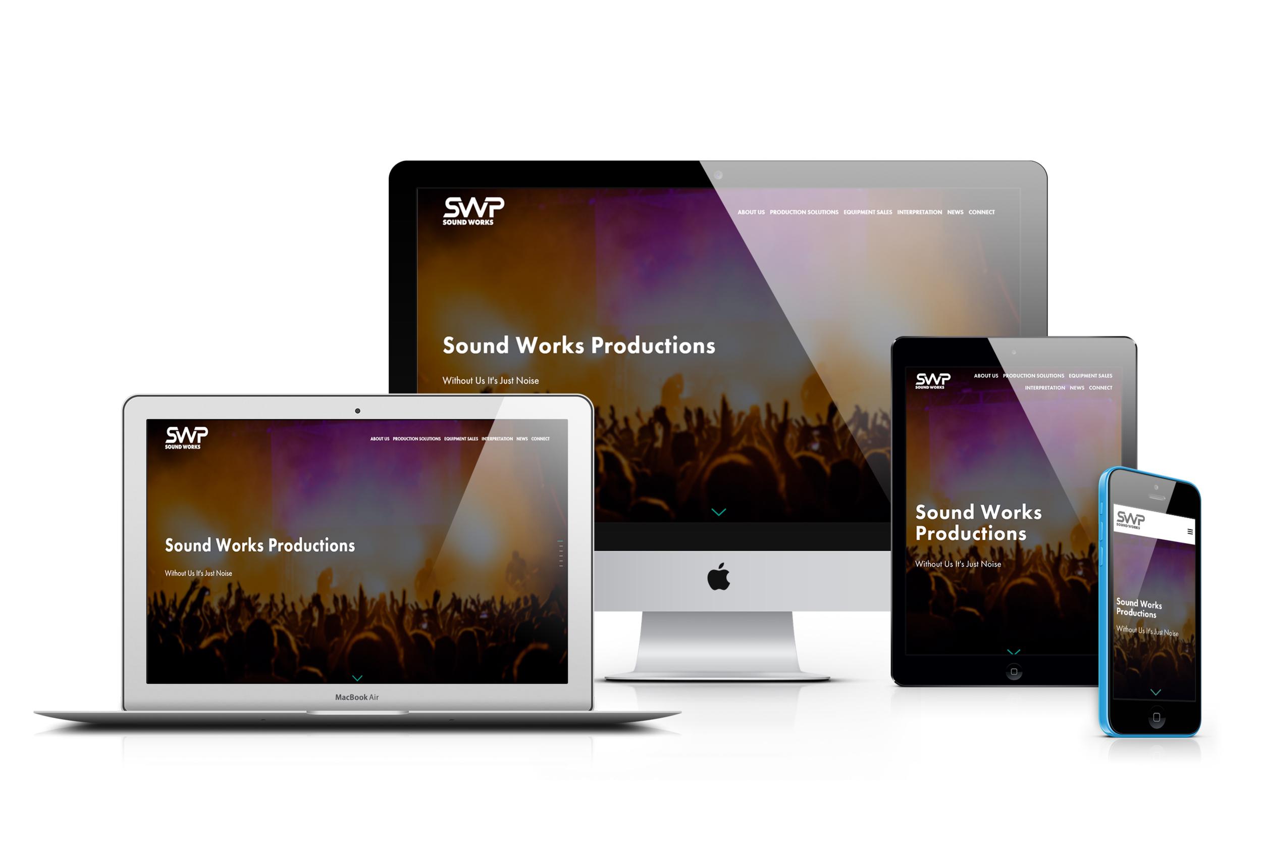 Sound Works Productions Client Case Study