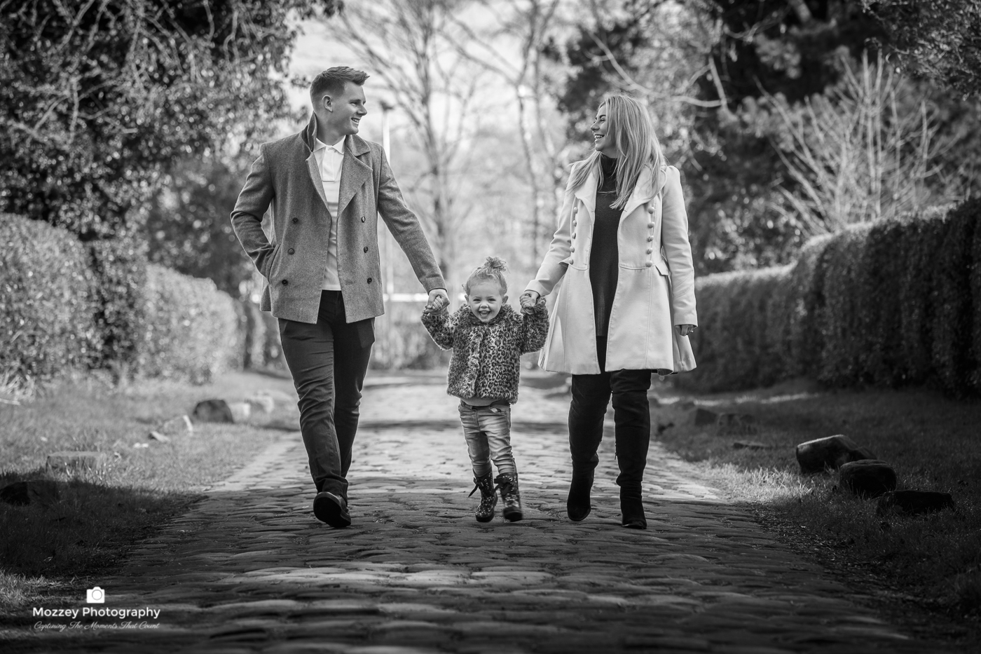 Outdoor Portrait Session. - FROM £80